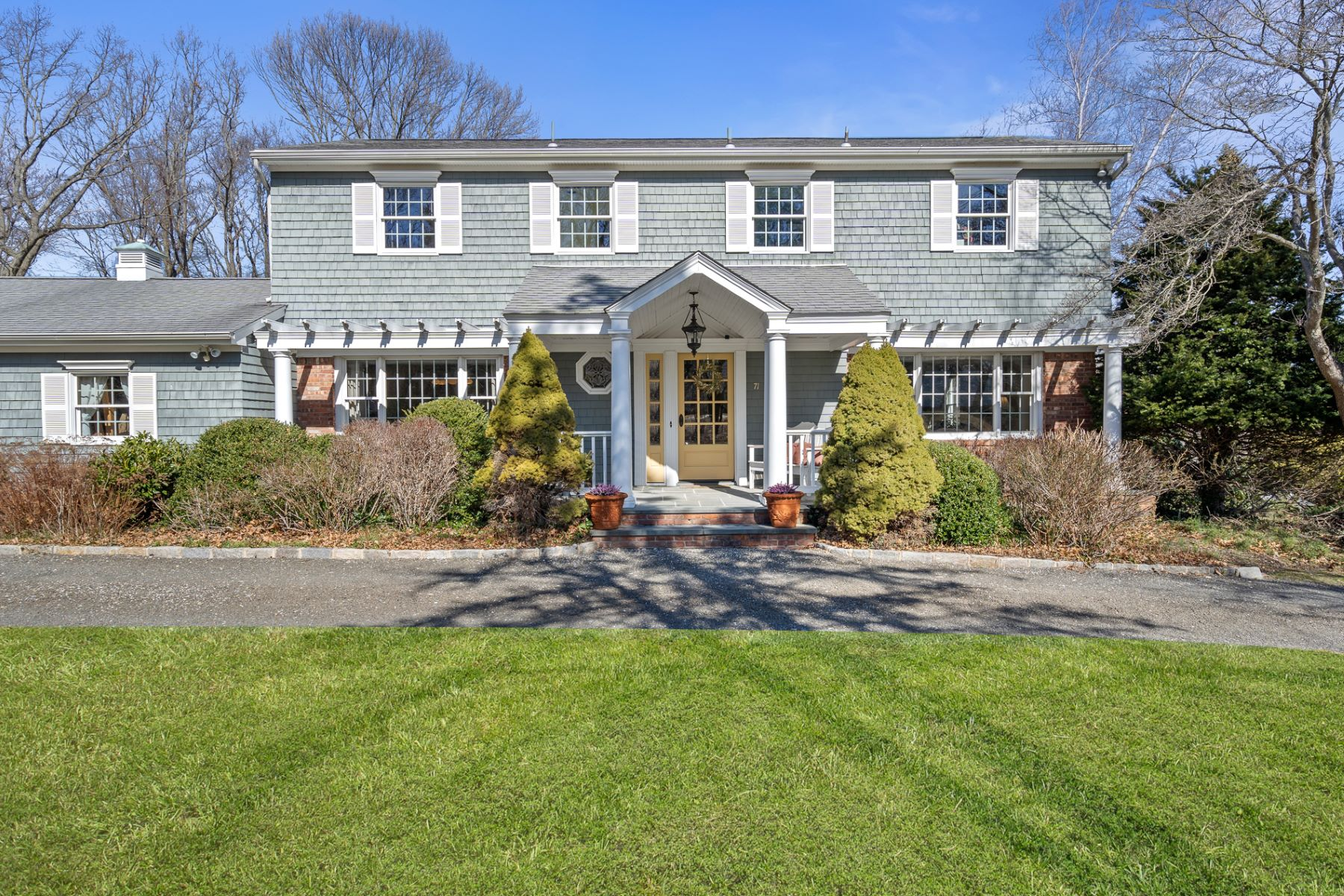 Single Family Homes for Sale at Northport 71 Nautilus Avenue Northport, New York 11768 United States