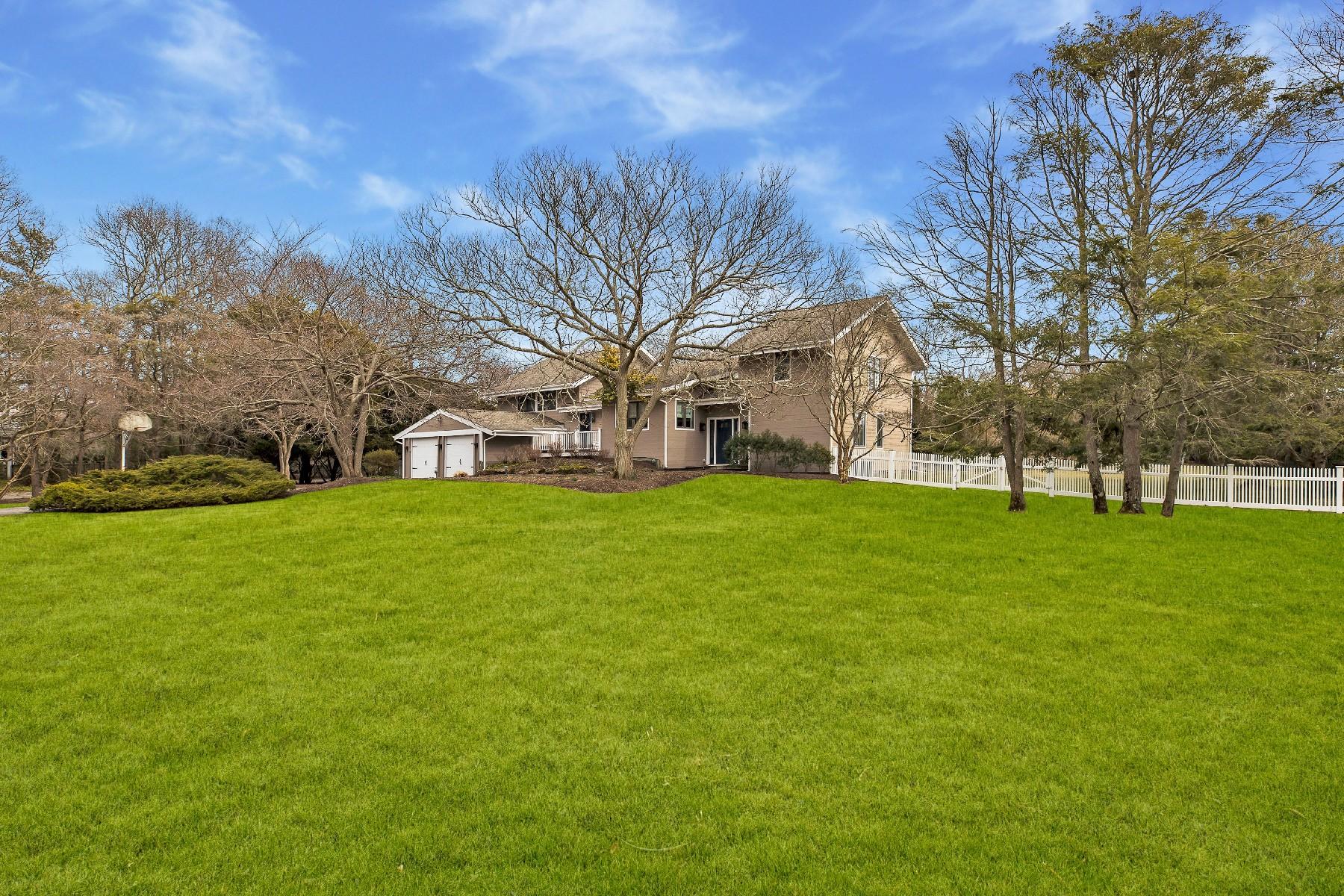 Single Family Homes for Sale at Remsenburg 16 Bridle Path Remsenburg, New York 11960 United States