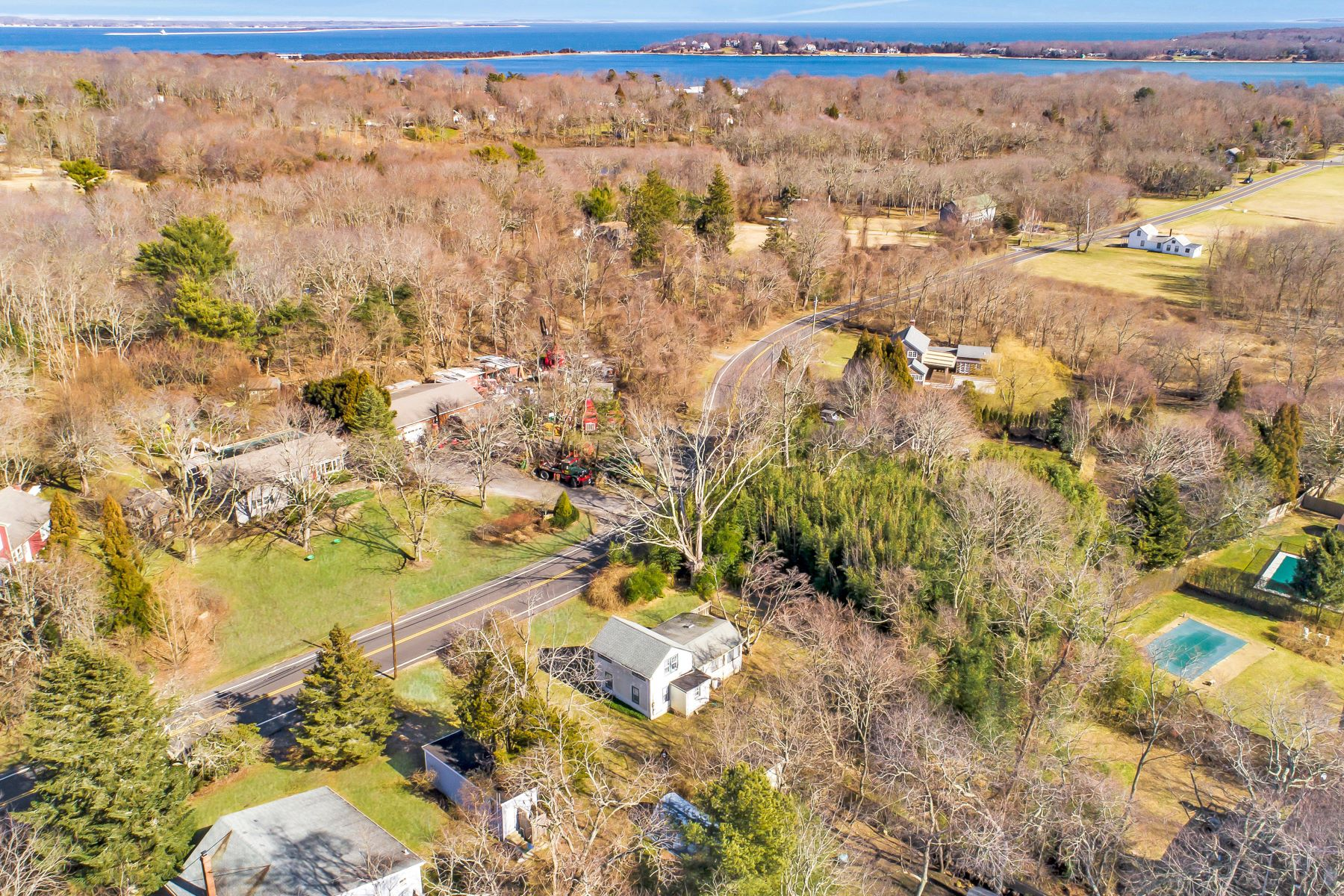 Single Family Homes for Sale at Shelter Island 8 Burns Road Shelter Island, New York 11964 United States