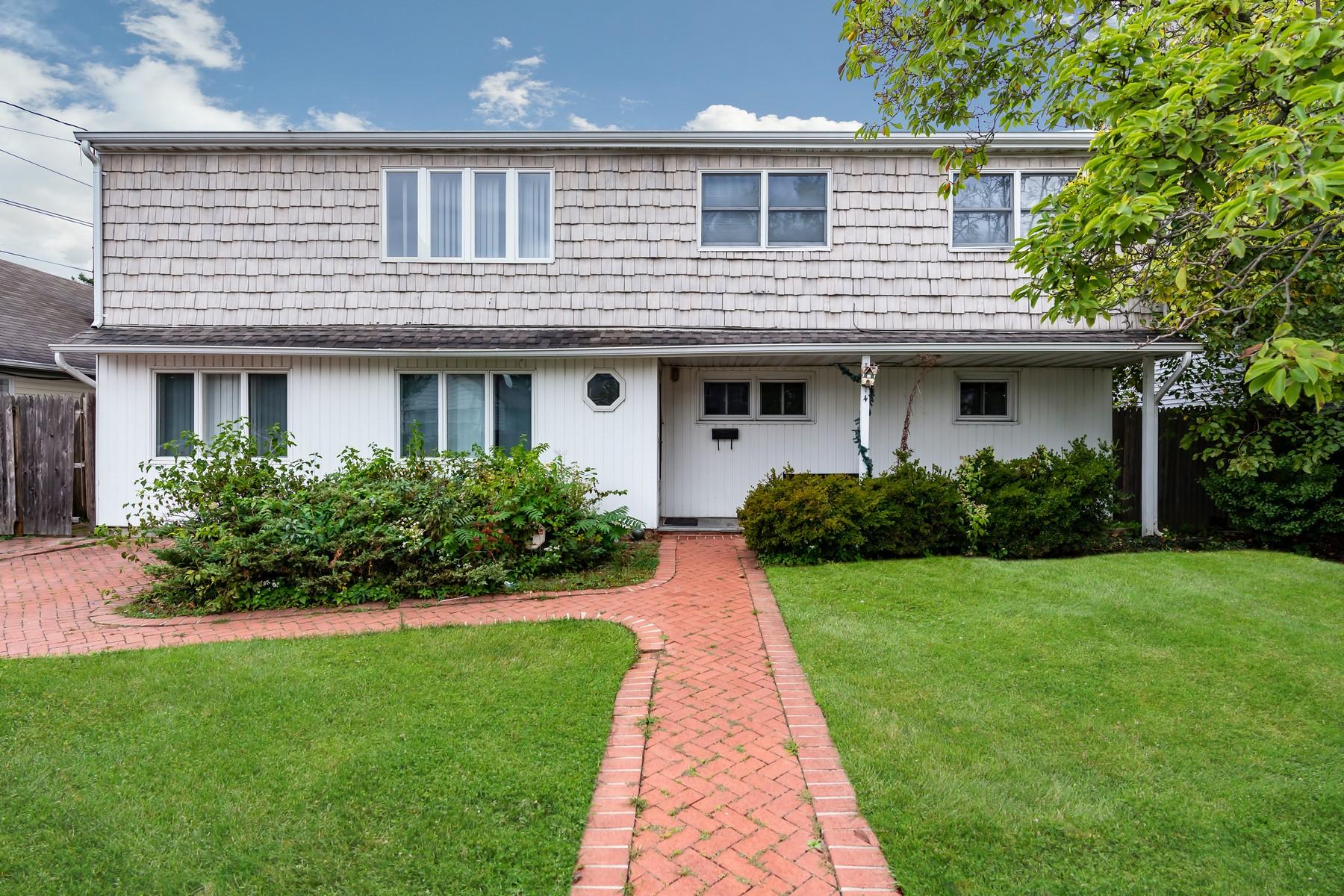 Single Family Homes für Verkauf beim Plainview 4 Sunrise St, Plainview, New York 11803 Vereinigte Staaten
