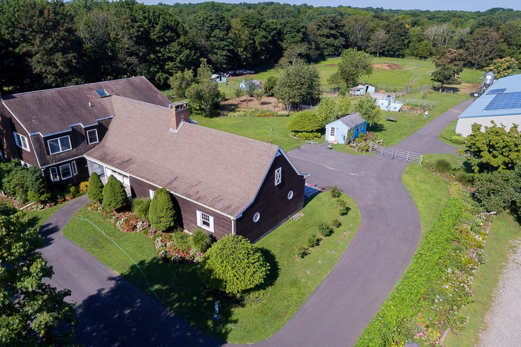Single Family Homes for Active at Peconic 33705 County Road 48 Peconic, New York 11958 United States