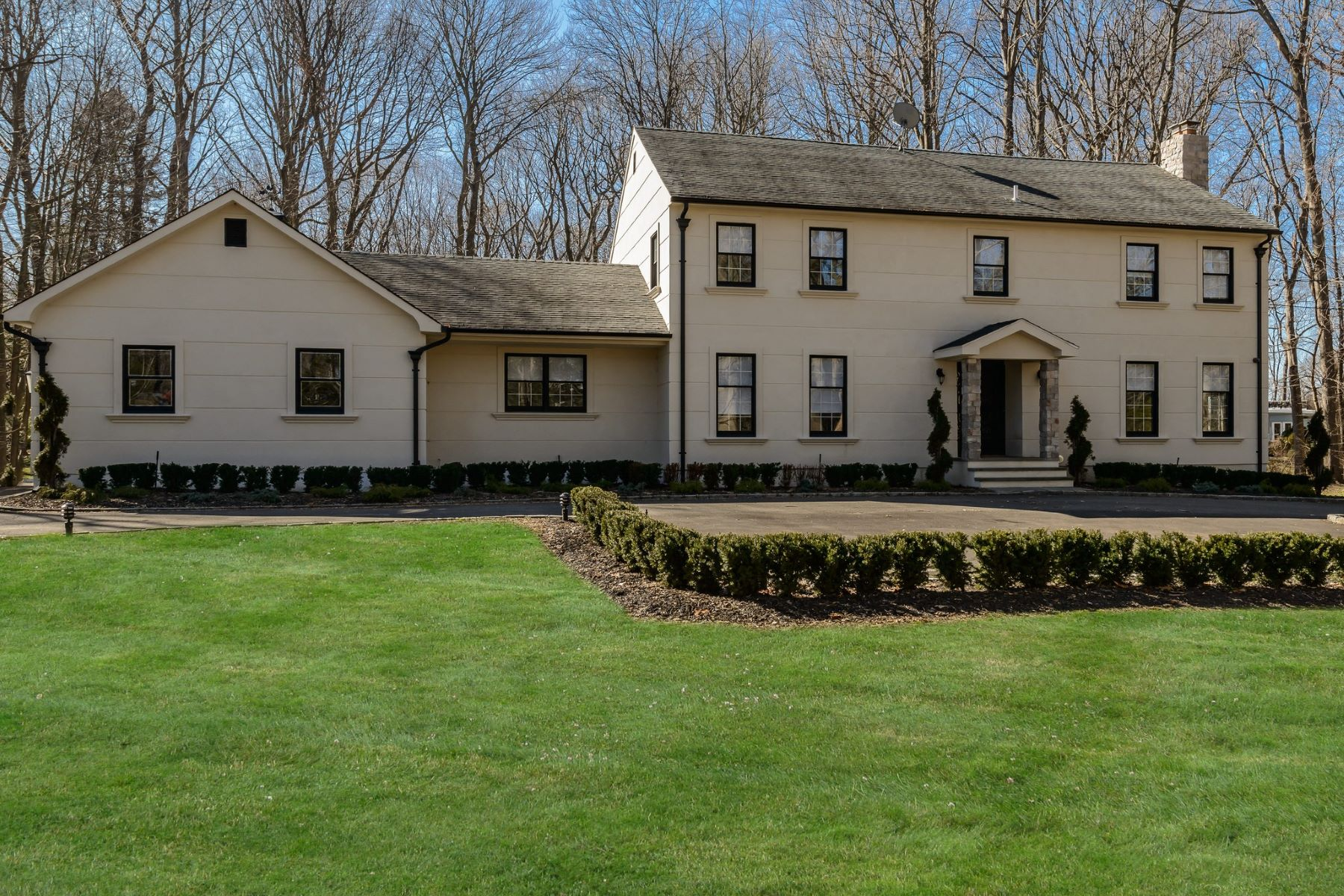 Single Family Homes for Sale at Old Brookville 17 Woodland Ln Old Brookville, New York 11545 United States