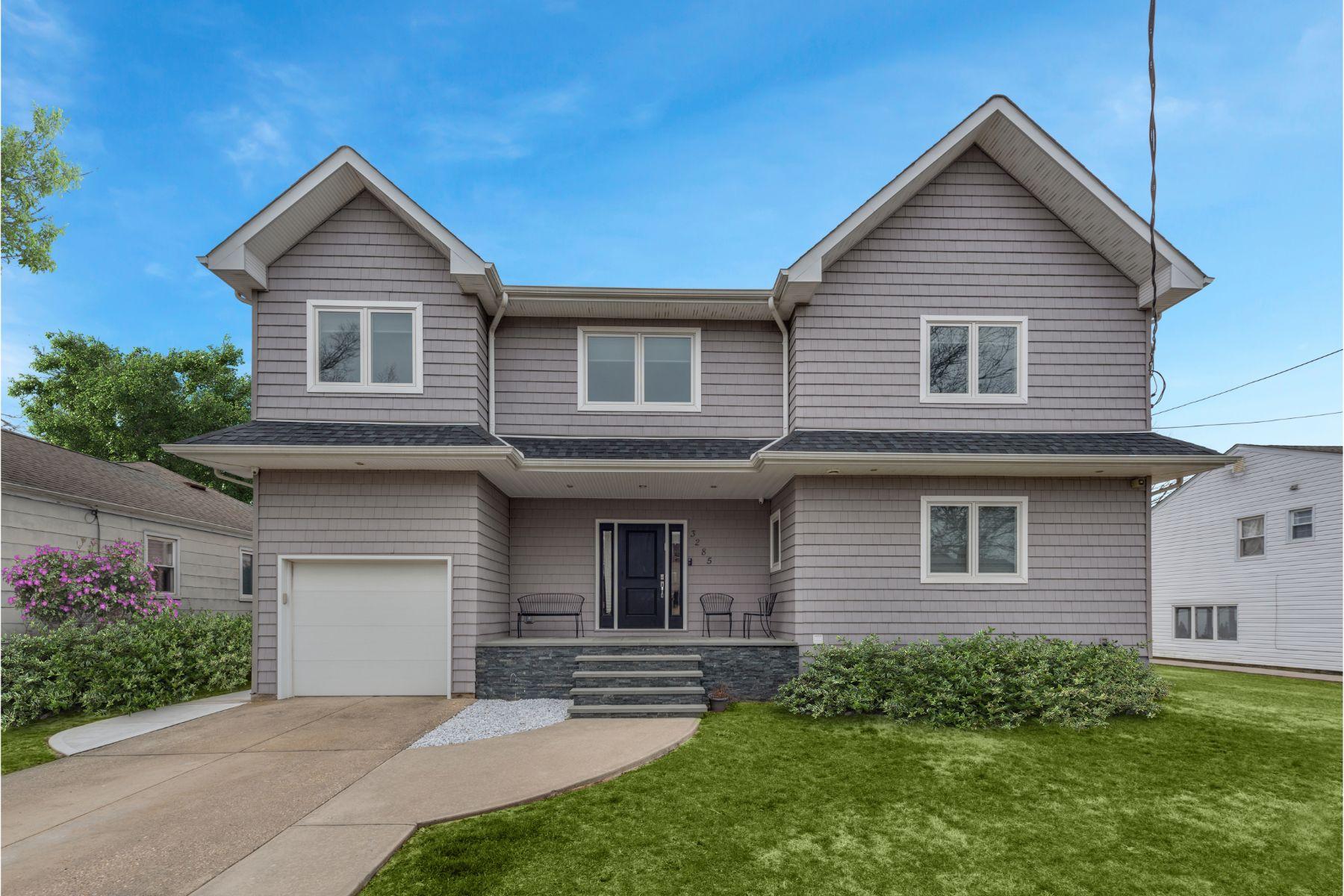 Single Family Homes por un Venta en Oceanside 3285 Bayfield Boulevard Oceanside, Nueva York 11572 Estados Unidos