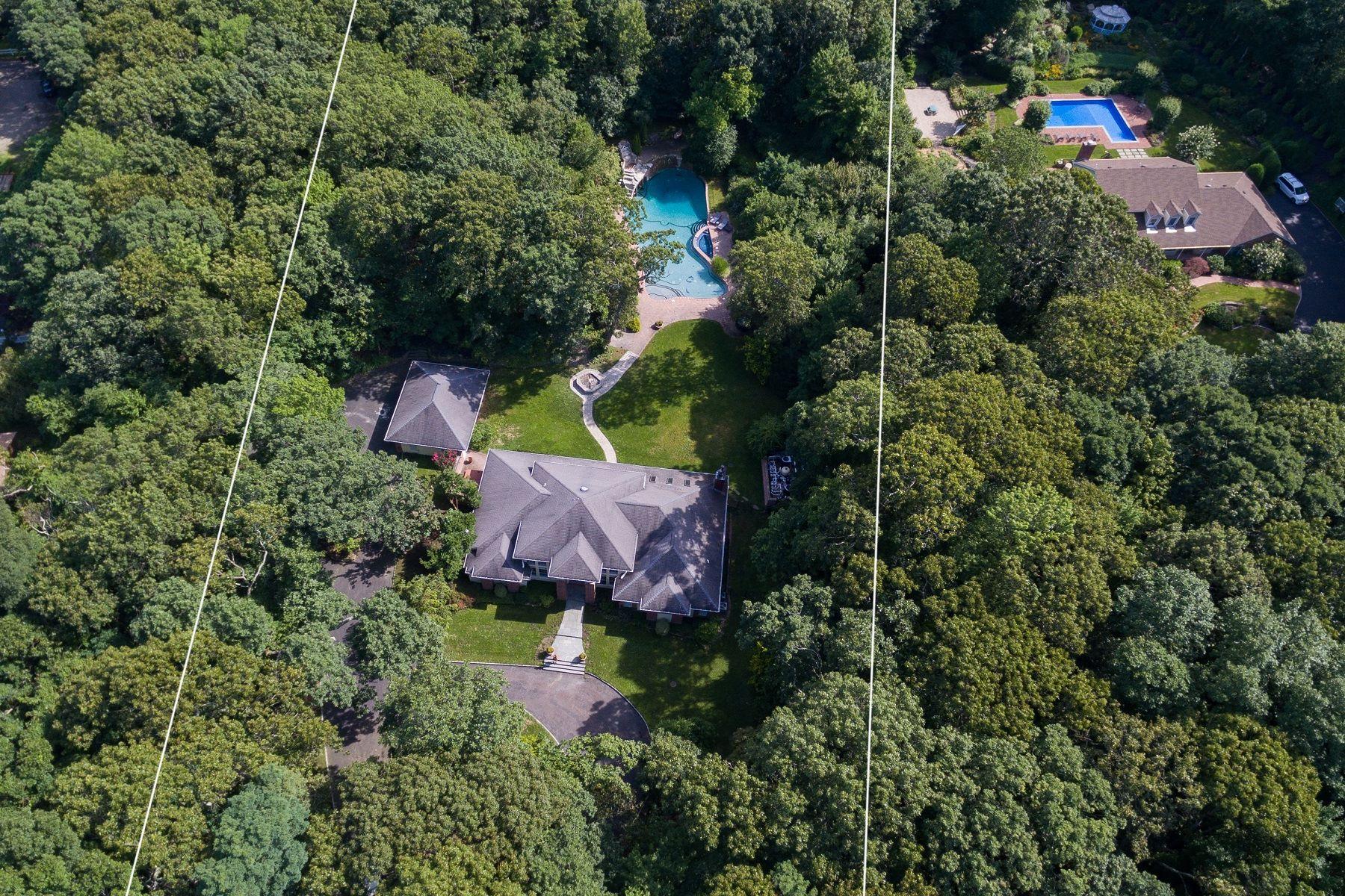 Single Family Homes por un Venta en 2839 N Wading River Road Wading River, Nueva York 11792 Estados Unidos