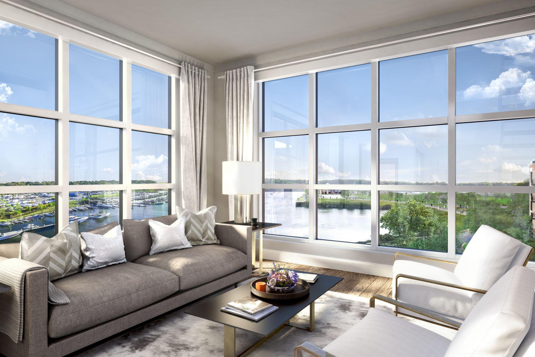 Condominiums för Försäljning vid Glen Cove 100 Garvies Point Rd , 1104, Glen Cove, New York 11542 Förenta staterna