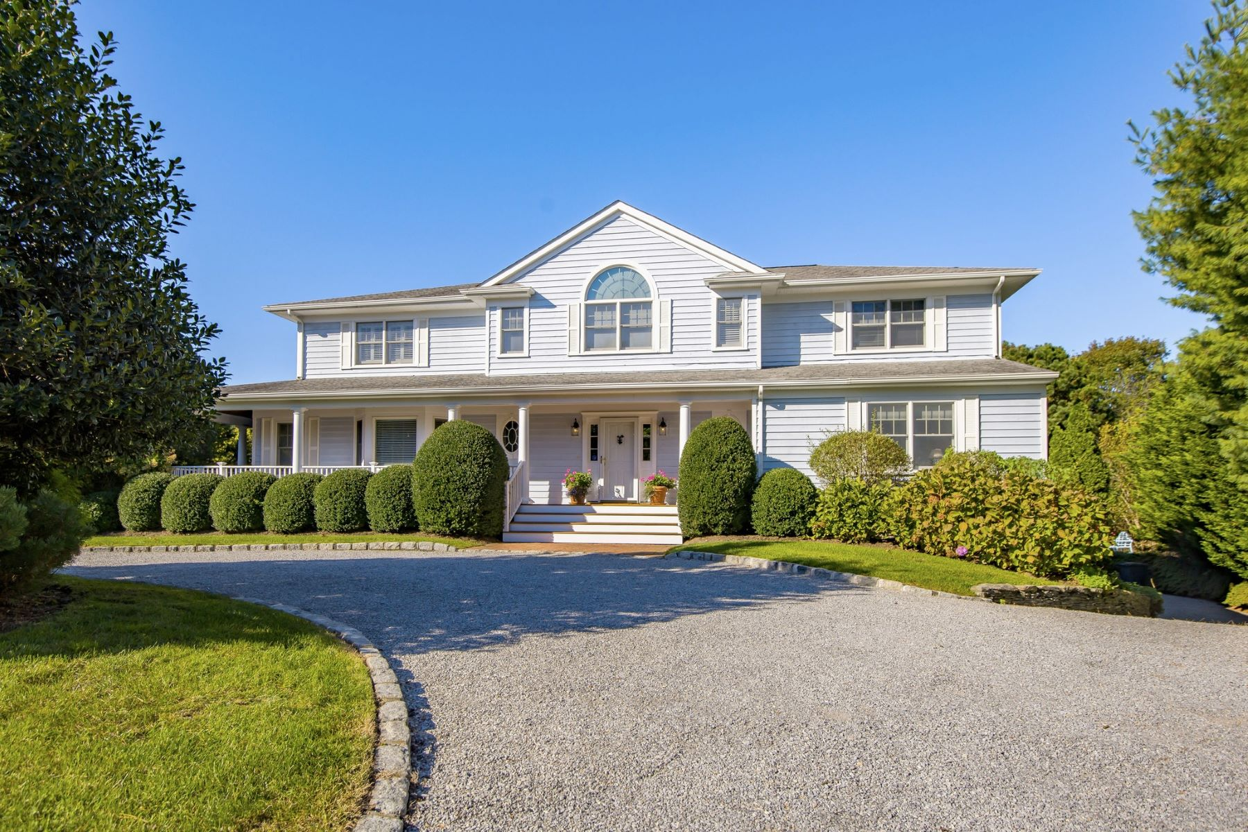 Single Family Homes for Sale at Westhampton 11 Pine Grove Ct Westhampton, New York 11977 United States