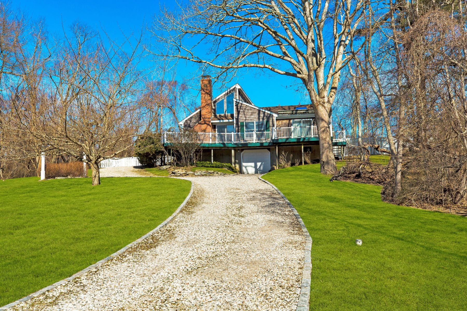 Single Family Homes for Sale at Shelter Island 1 Osprey Road Shelter Island, New York 11964 United States