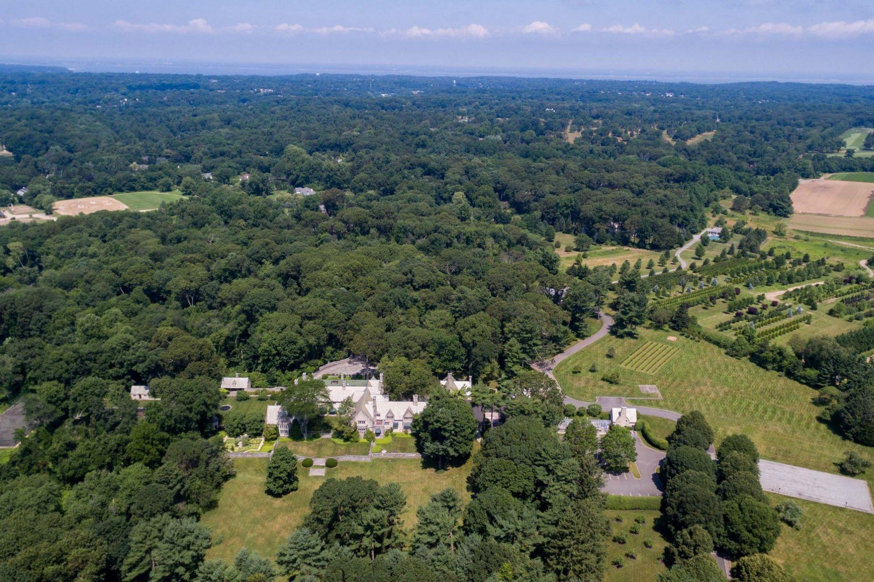 Single Family Homes für Verkauf beim Old Brookville 1111 Cedar Swamp Rd, Old Brookville, New York 11545 Vereinigte Staaten