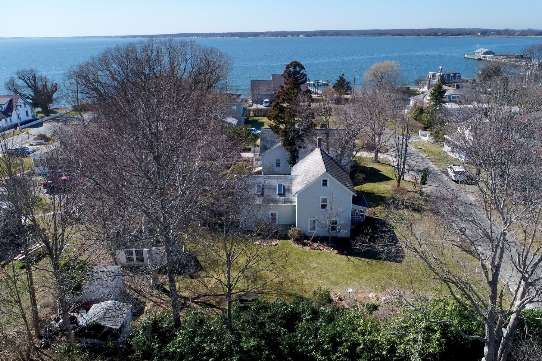Single Family Homes for Sale at Orient 220 Navy Street Orient, New York 11957 United States
