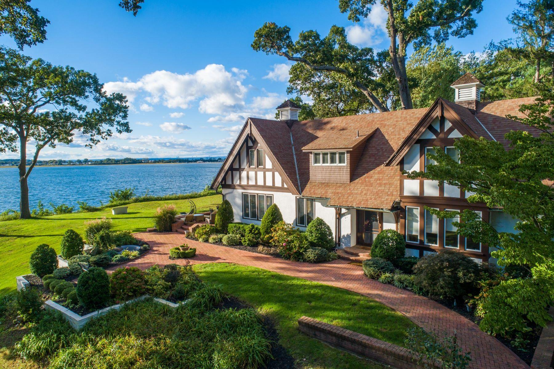 Single Family Homes för Försäljning vid 300 Centre Island Rd, Centre Island, New York 11771 Förenta staterna