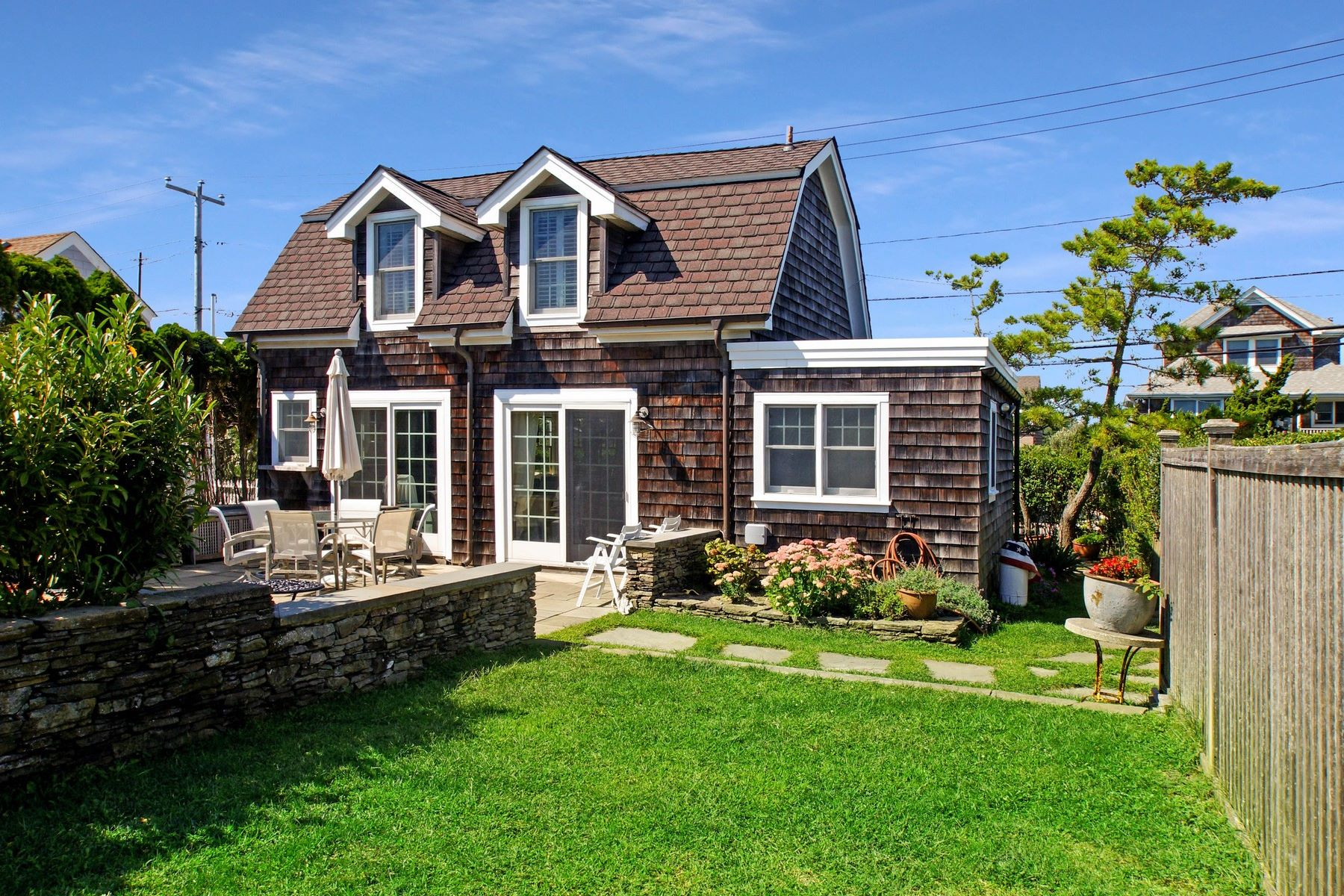 Single Family Homes for Sale at Quogue 74 Dune Road Quogue, New York 11959 United States