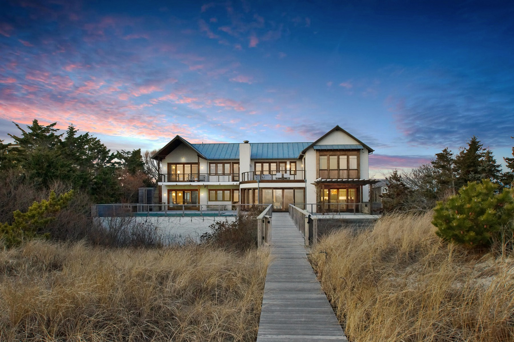 Single Family Homes for Active at Westhampton Bch 127 Dune Rd Westhampton Beach, New York 11978 United States