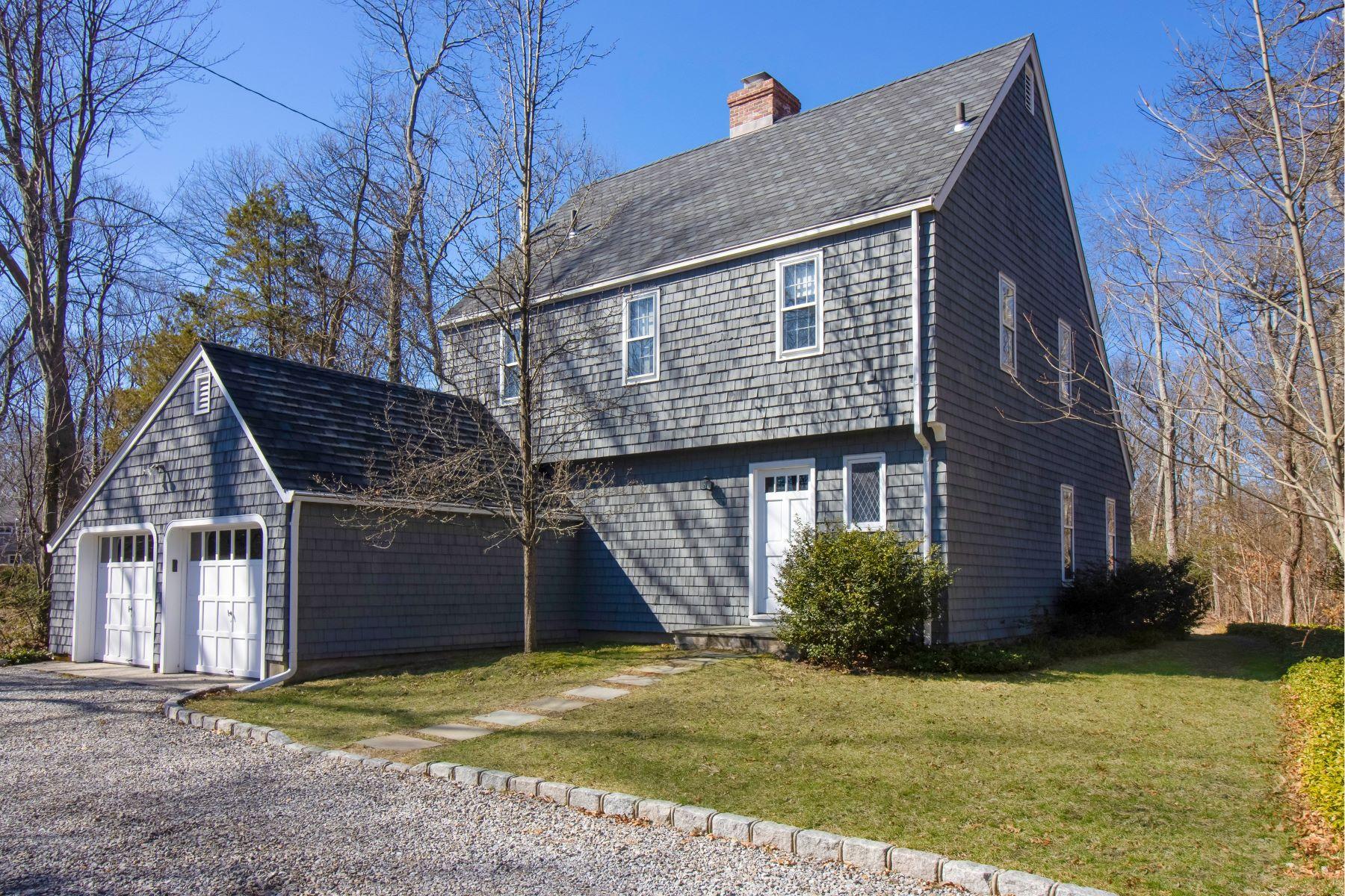 Single Family Homes for Sale at Stony Brook 132 Quaker Path Stony Brook, New York 11790 United States