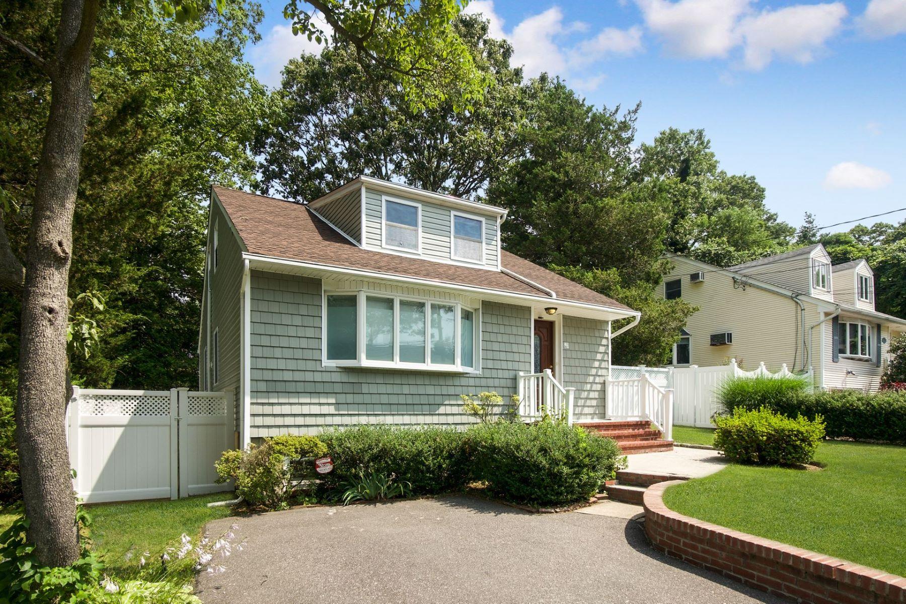 Single Family Homes for Sale at Huntington Sta 41 Long Street Huntington Station, New York 11746 United States