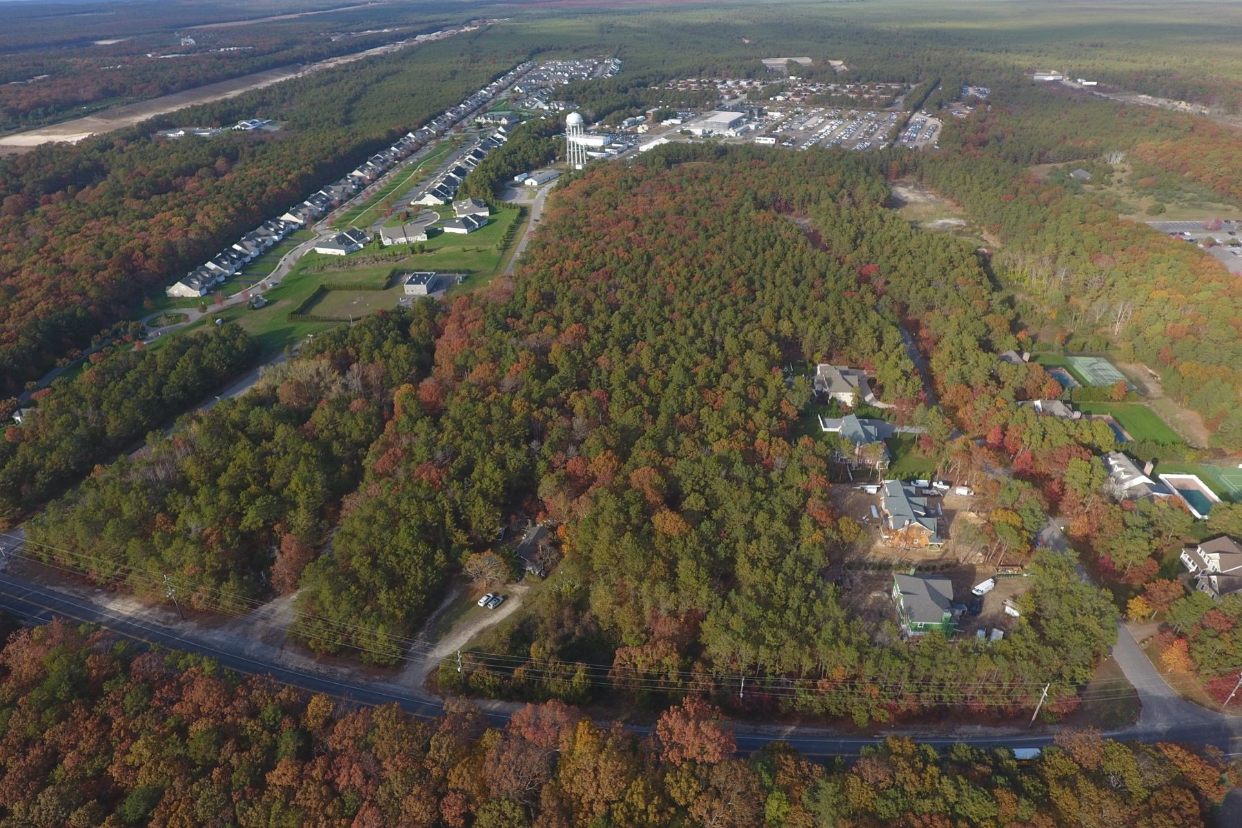 Single Family Homes for Sale at Westhampton 92 Old Country Rd Westhampton, New York 11977 United States