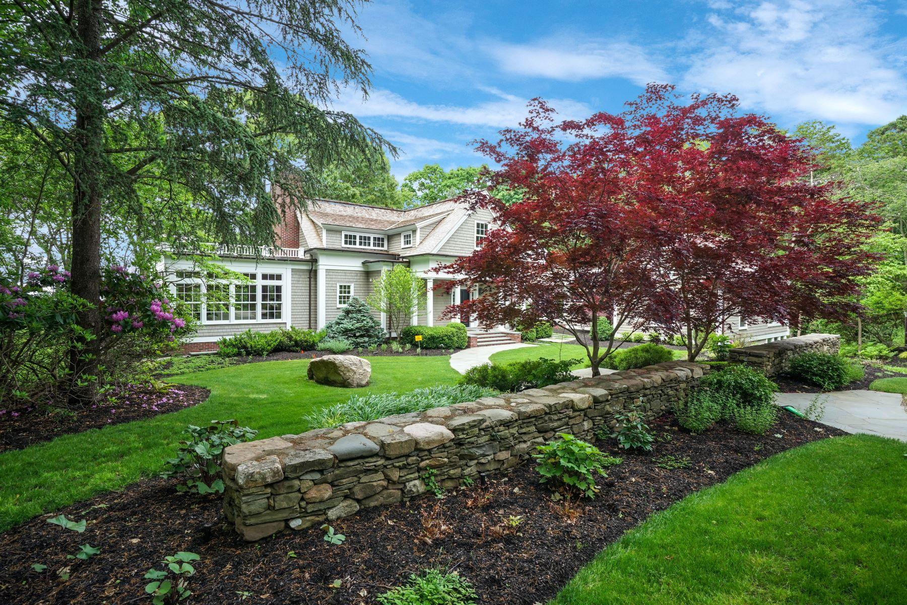 Single Family Homes für Verkauf beim Setauket 15 Crane Neck Rd, Old Field, New York 11733 Vereinigte Staaten
