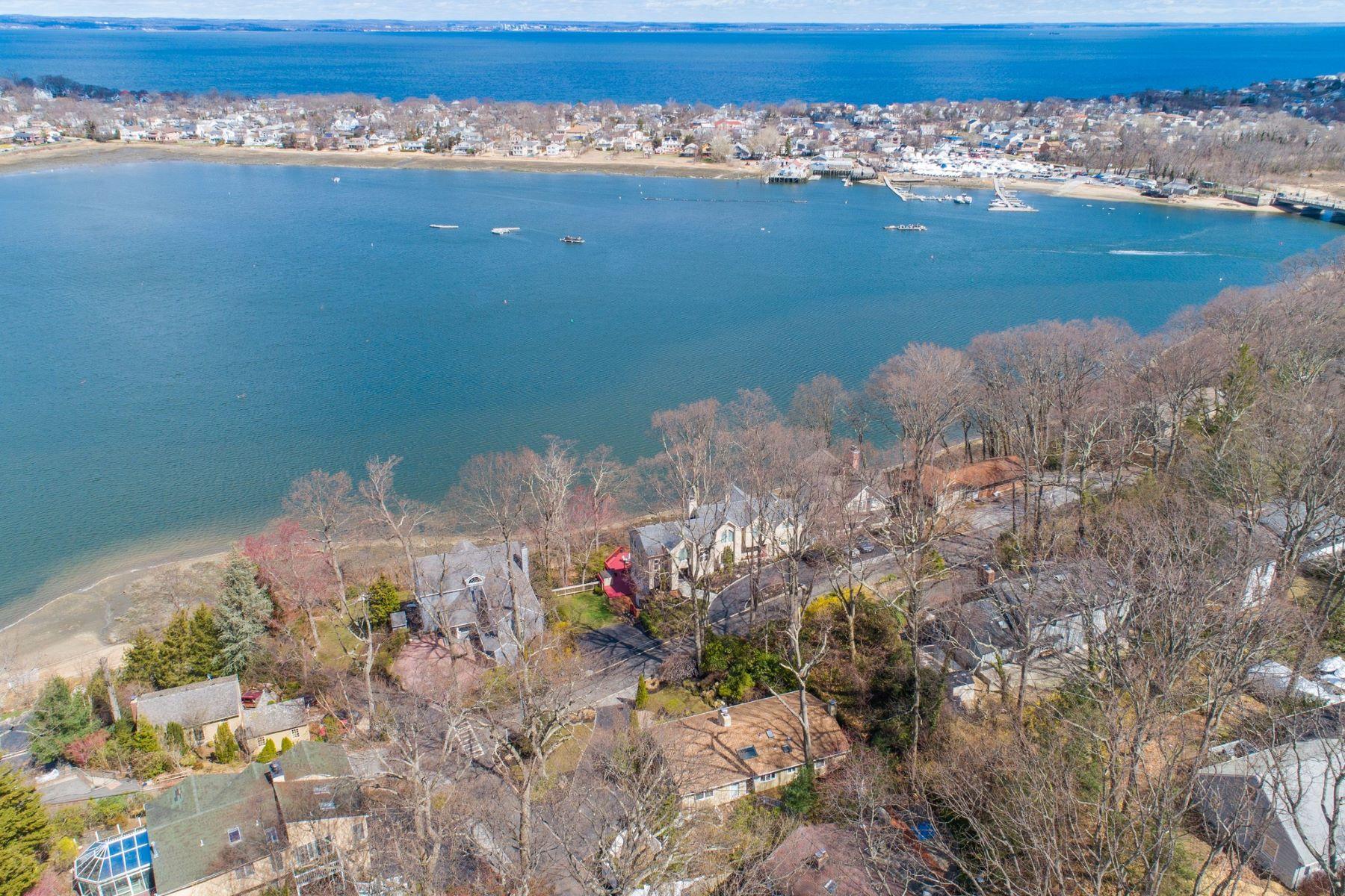 Single Family Homes för Försäljning vid Mill Neck 734 Sound View Rd, Mill Neck, New York 11765 Förenta staterna