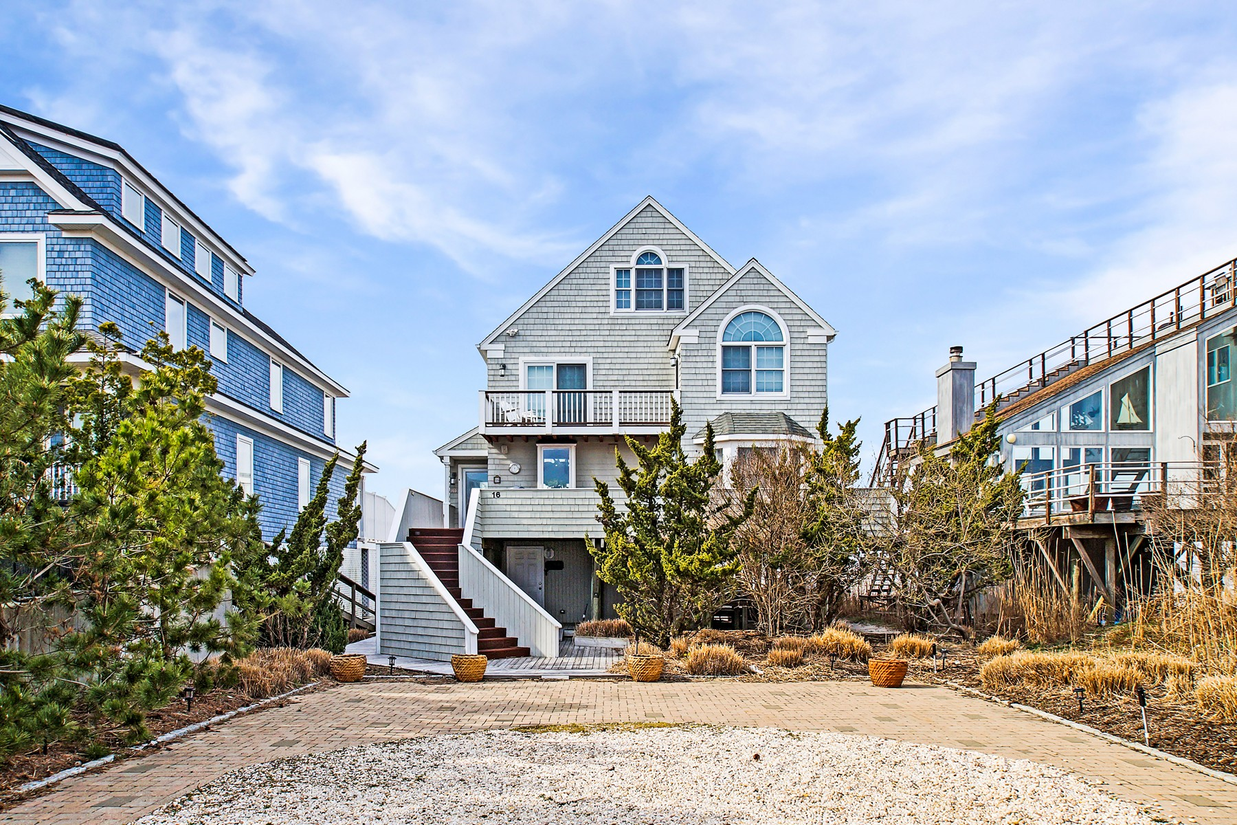 Single Family Homes for Sale at Westhampton Dune 16 Dune Lane Westhampton Dunes, New York 11978 United States