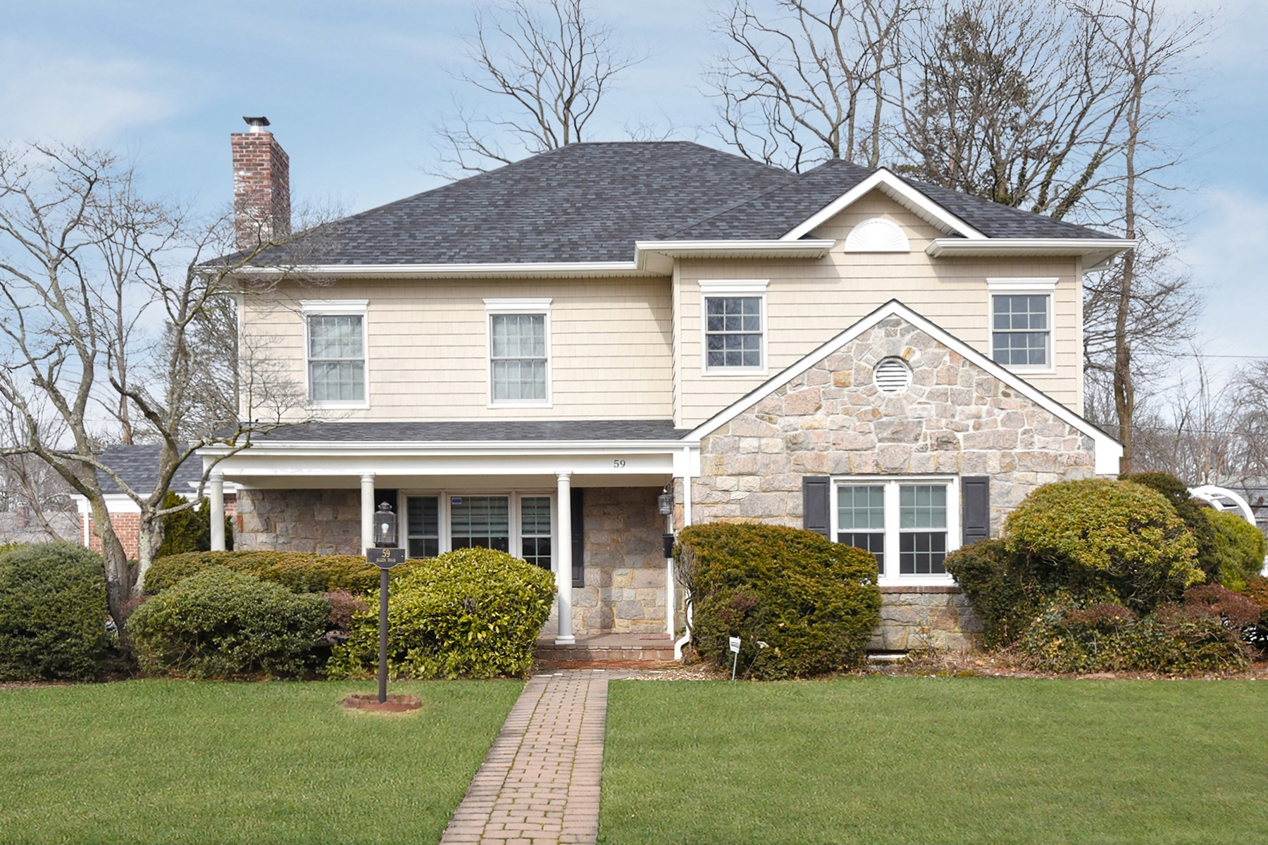 Single Family Homes 為 出售 在 Rockville Centre 59 Allen Road, Rockville Centre, 纽约 11570 美國