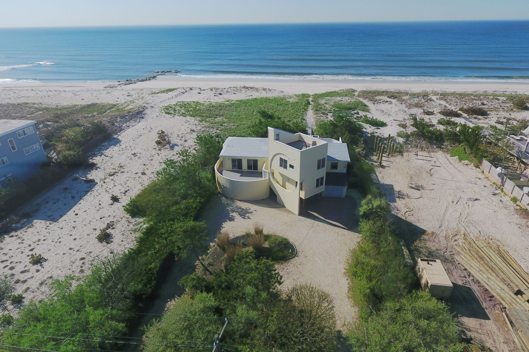 Single Family Homes for Sale at Westhampton 651 Dune Rd Westhampton, New York 11977 United States