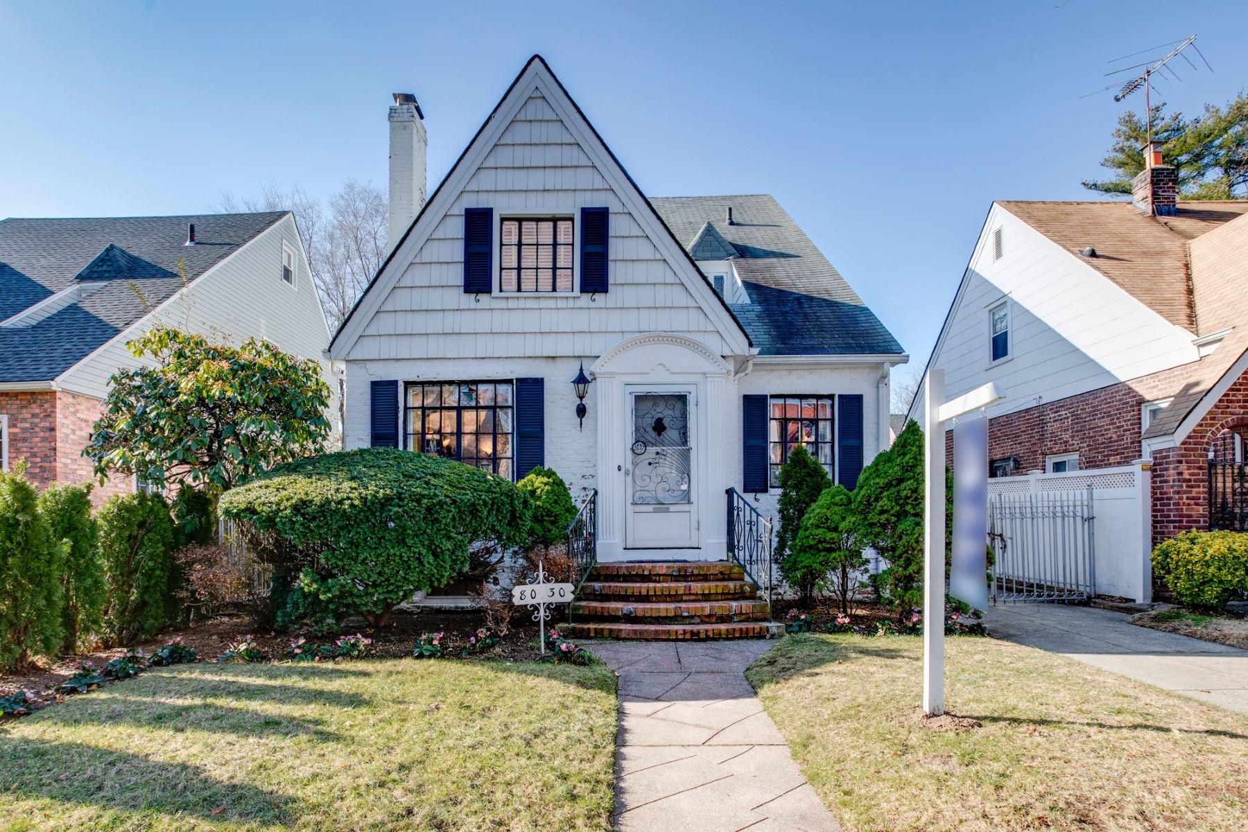 Single Family Homes for Active at Bellerose Manor 80-30 235 St Bellerose Manor, New York 11427 United States