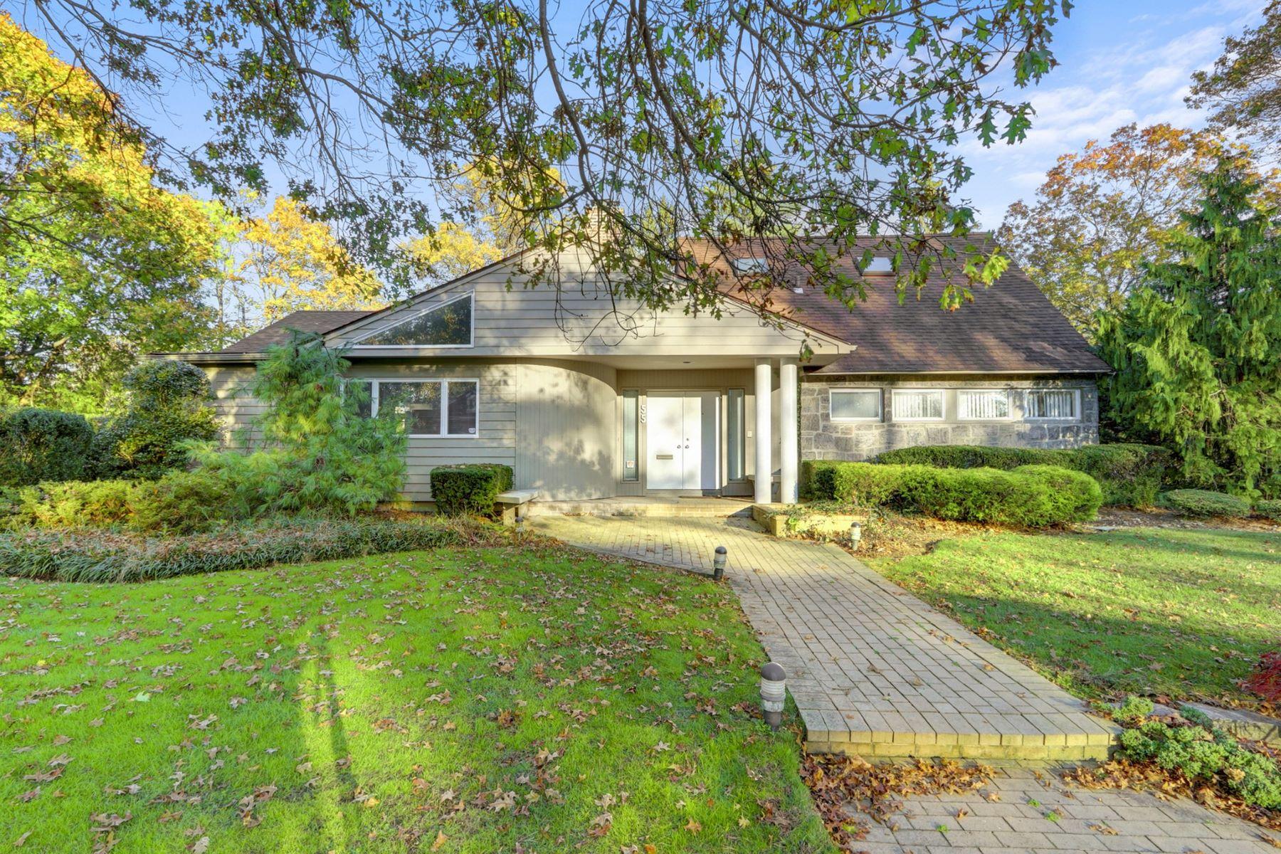 Single Family Homes für Verkauf beim Roslyn Heights 55 Field Ln, Roslyn Heights, New York 11577 Vereinigte Staaten