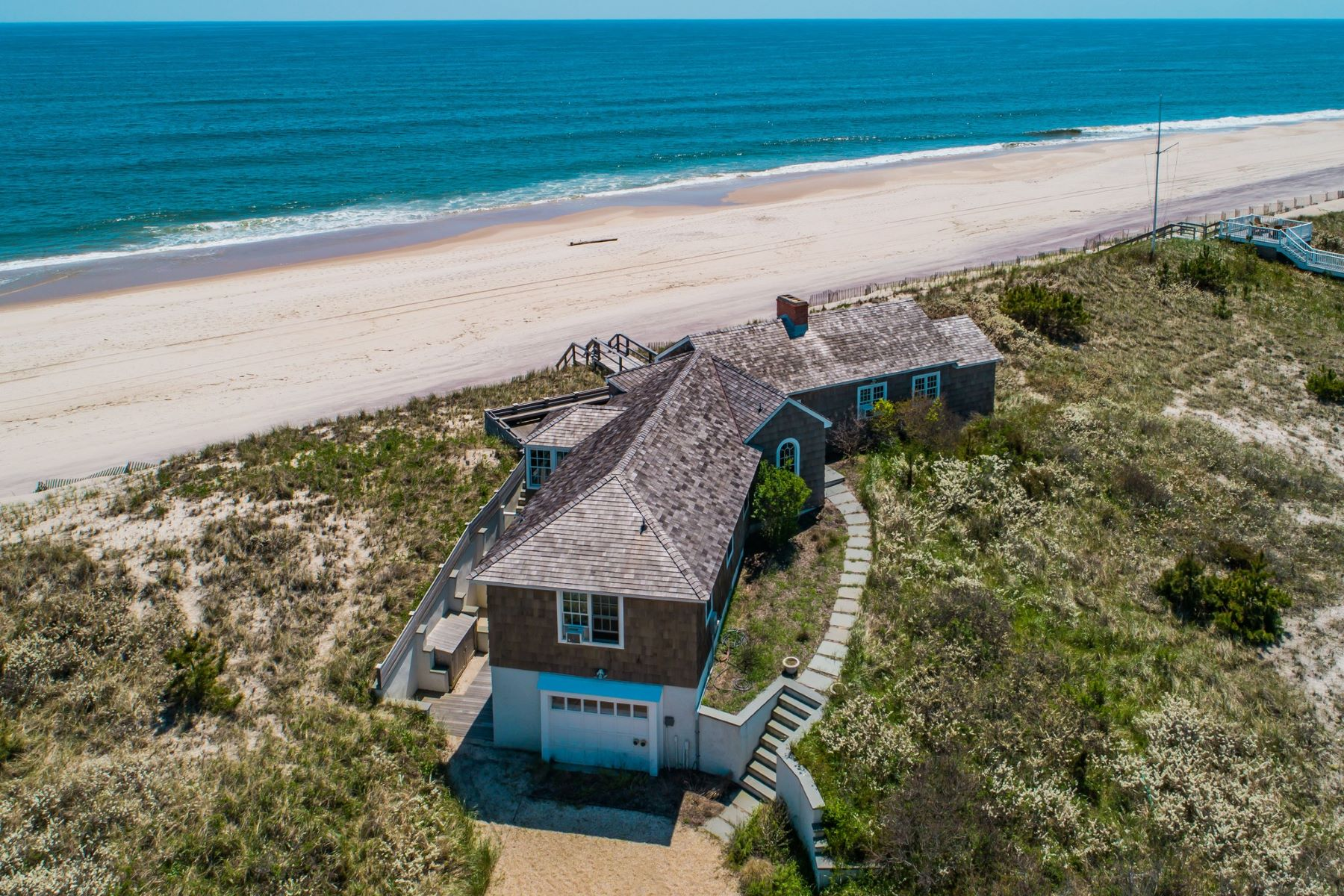 Single Family Homes for Sale at Quogue 154 Dune Rd Quogue, New York 11959 United States