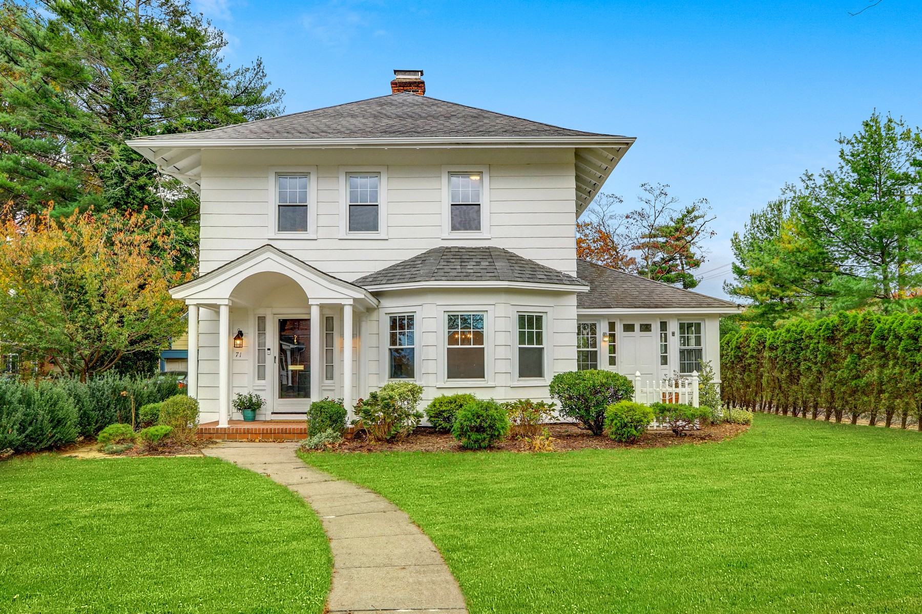 Single Family Homes for Sale at Garden City 71 Roxbury Garden City, New York 11530 United States