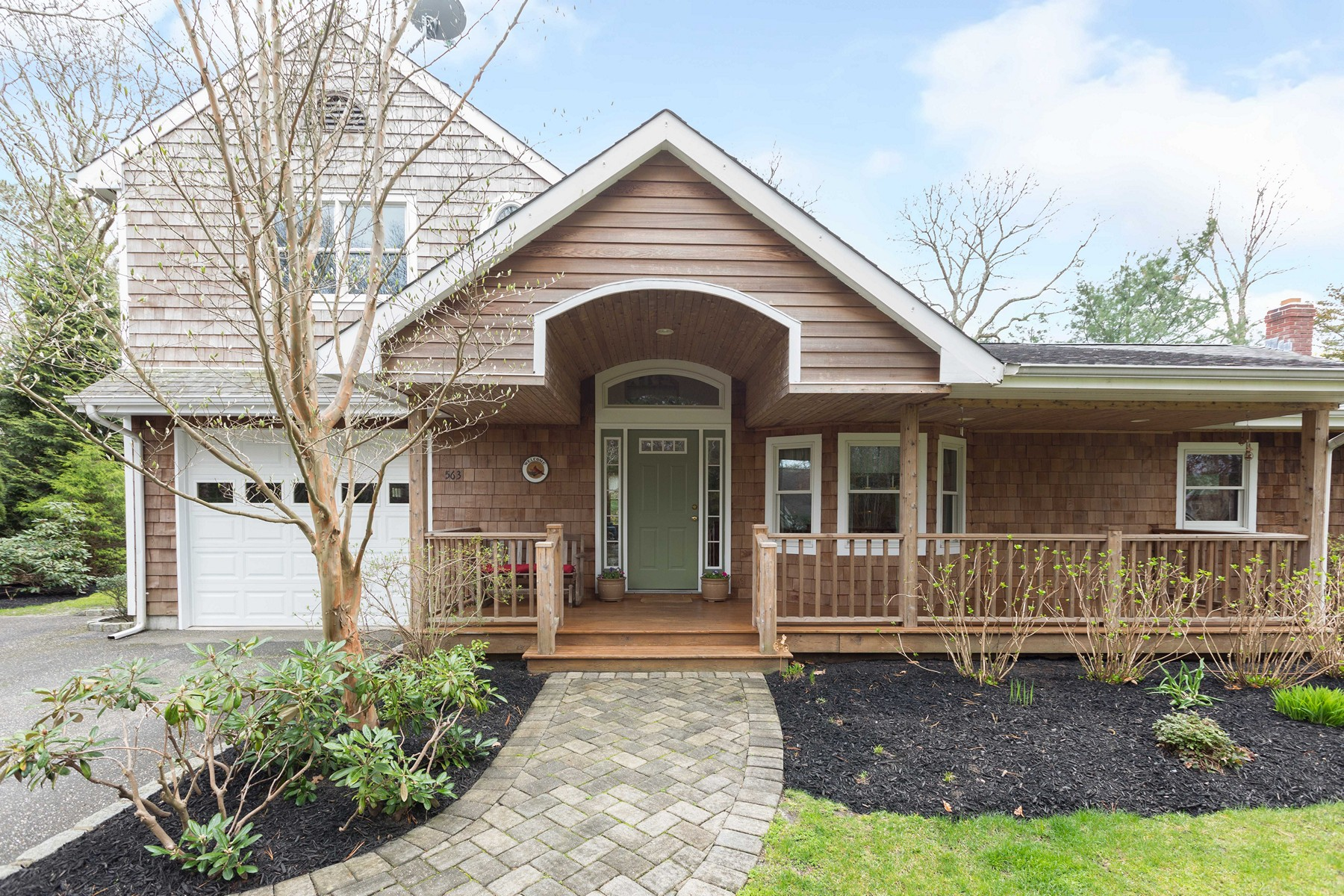 Single Family Homes for Sale at Westhampton Bch 563 Montauk Hwy Westhampton Beach, New York 11978 United States