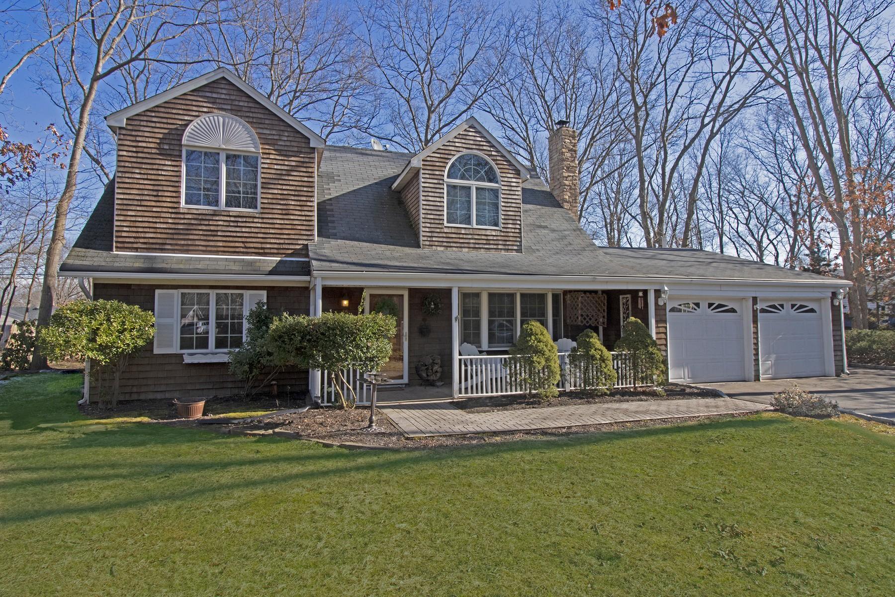 Single Family Homes for Sale at Stony Brook 15 Seward Ln Stony Brook, New York 11790 United States