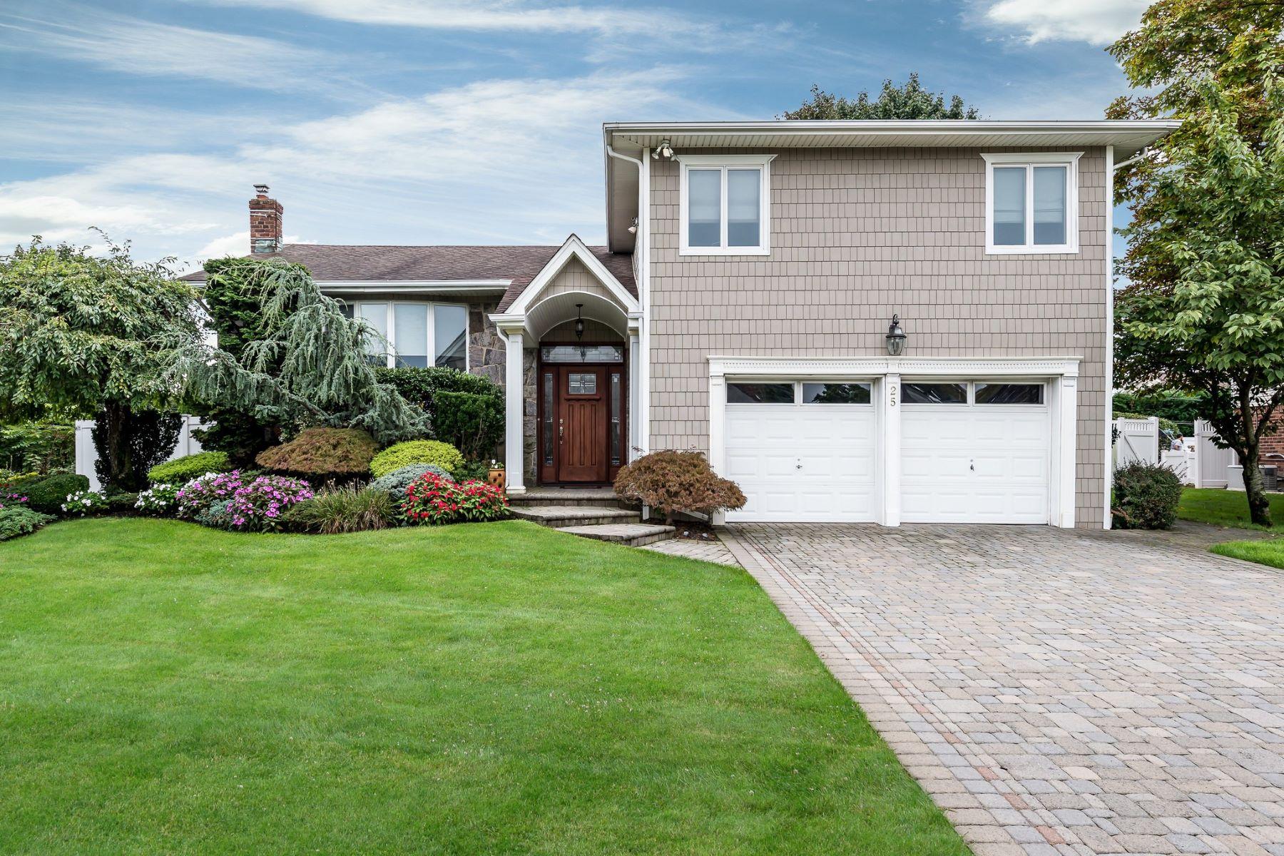 Single Family Homes 為 出售 在 Jericho 25 Tioga Dr, Jericho, 纽约 11753 美國