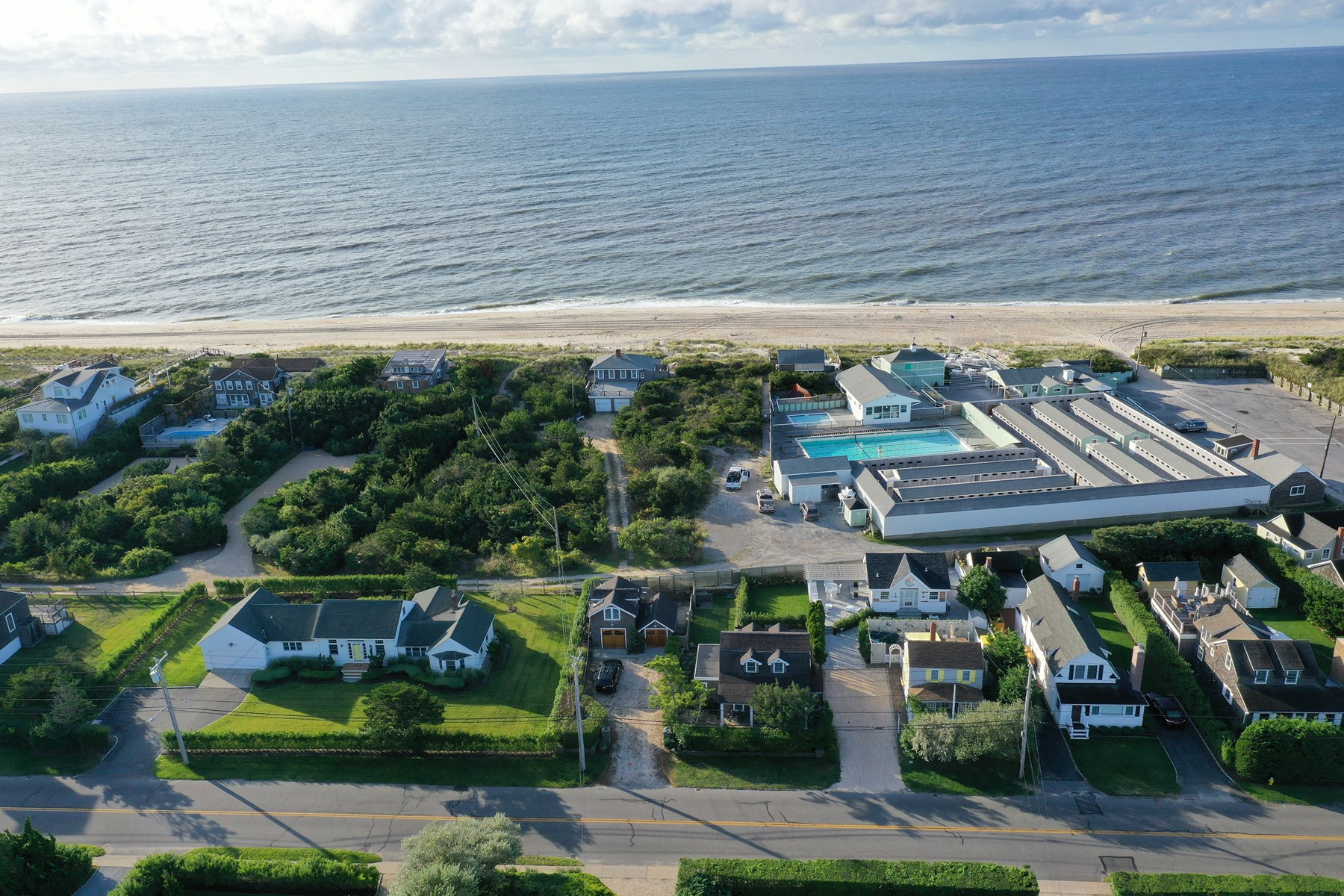 Single Family Homes for Active at Quogue 74 Dune Road Quogue, New York 11959 United States