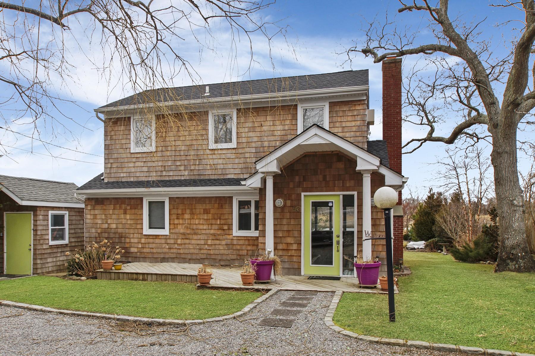 Single Family Homes för Försäljning vid E. Quogue 53 W End Ave, East Quogue, New York 11942 Förenta staterna