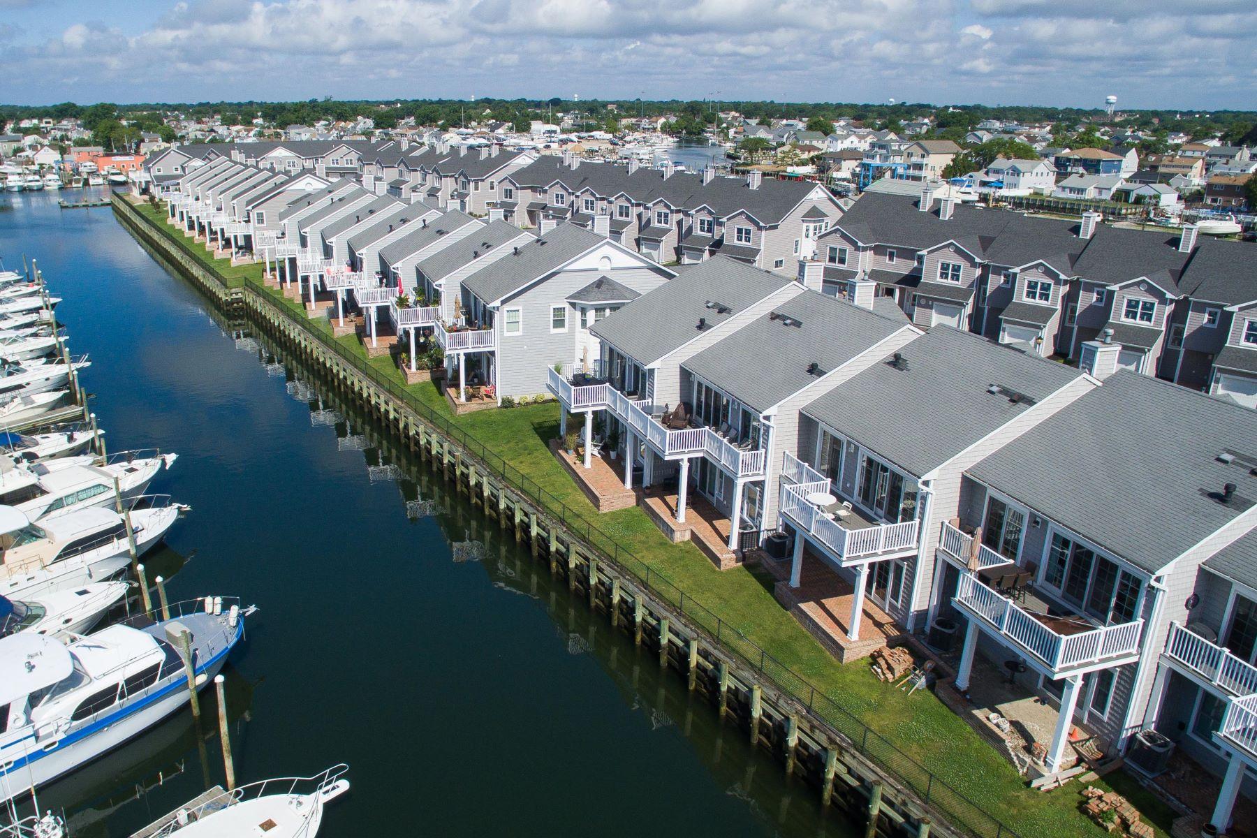 Single Family Homes 為 出售 在 Freeport 29 Ocean Watch Ct , 29, Freeport, 纽约 11520 美國