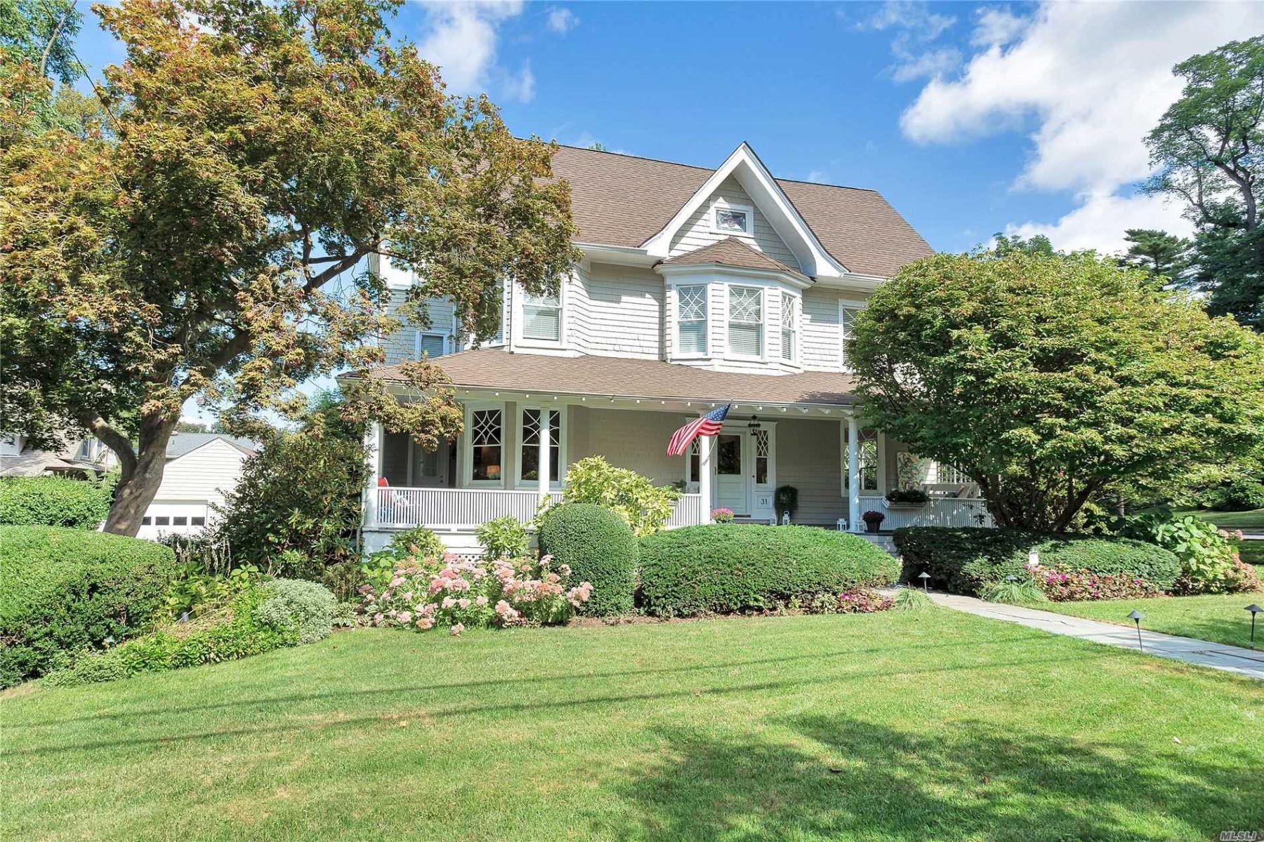 Single Family Homes for Active at Port Washington 31 Reid Avenue Port Washington, New York 11050 United States