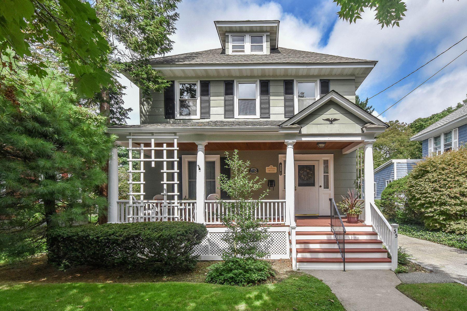 Single Family Homes för Försäljning vid Babylon 35 Paumanake Ave, Babylon, New York 11702 Förenta staterna