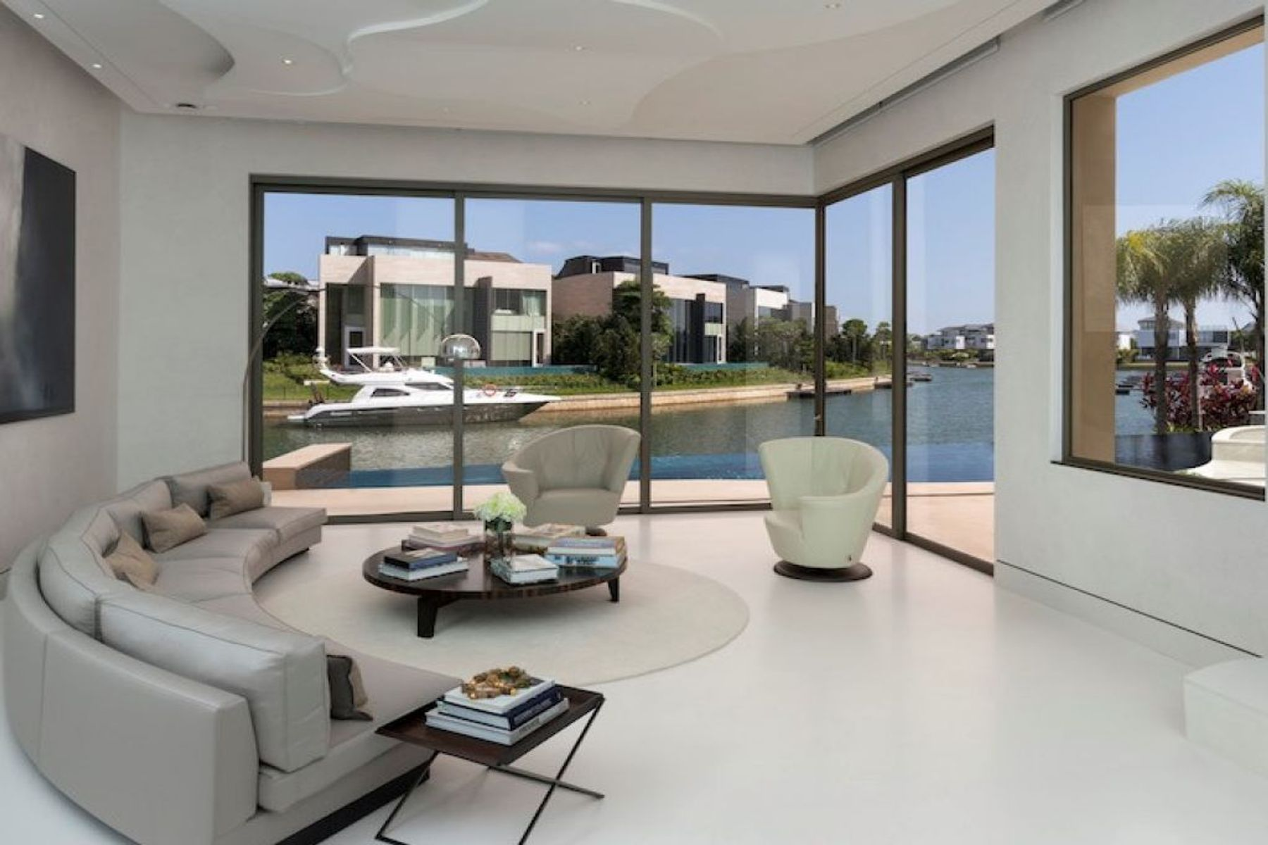 Other Residential for Sale at Sentosa Cove Waterfront Villa Singapore, Cities In Singapore Singapore