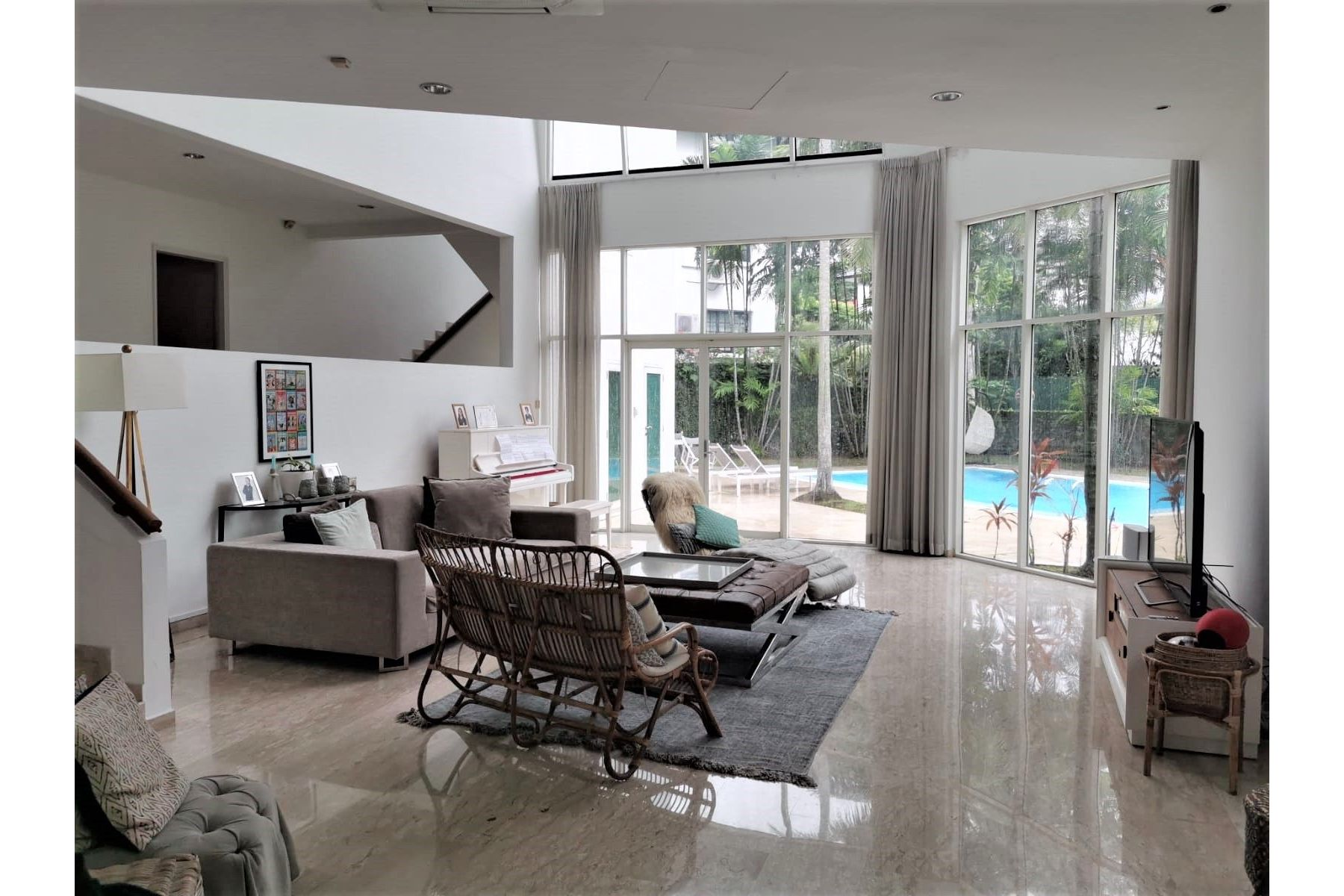 Single Family Homes for Sale at Good Class Bungalow at Oei Tiong Ham Park Singapore, Cities In Singapore Singapore