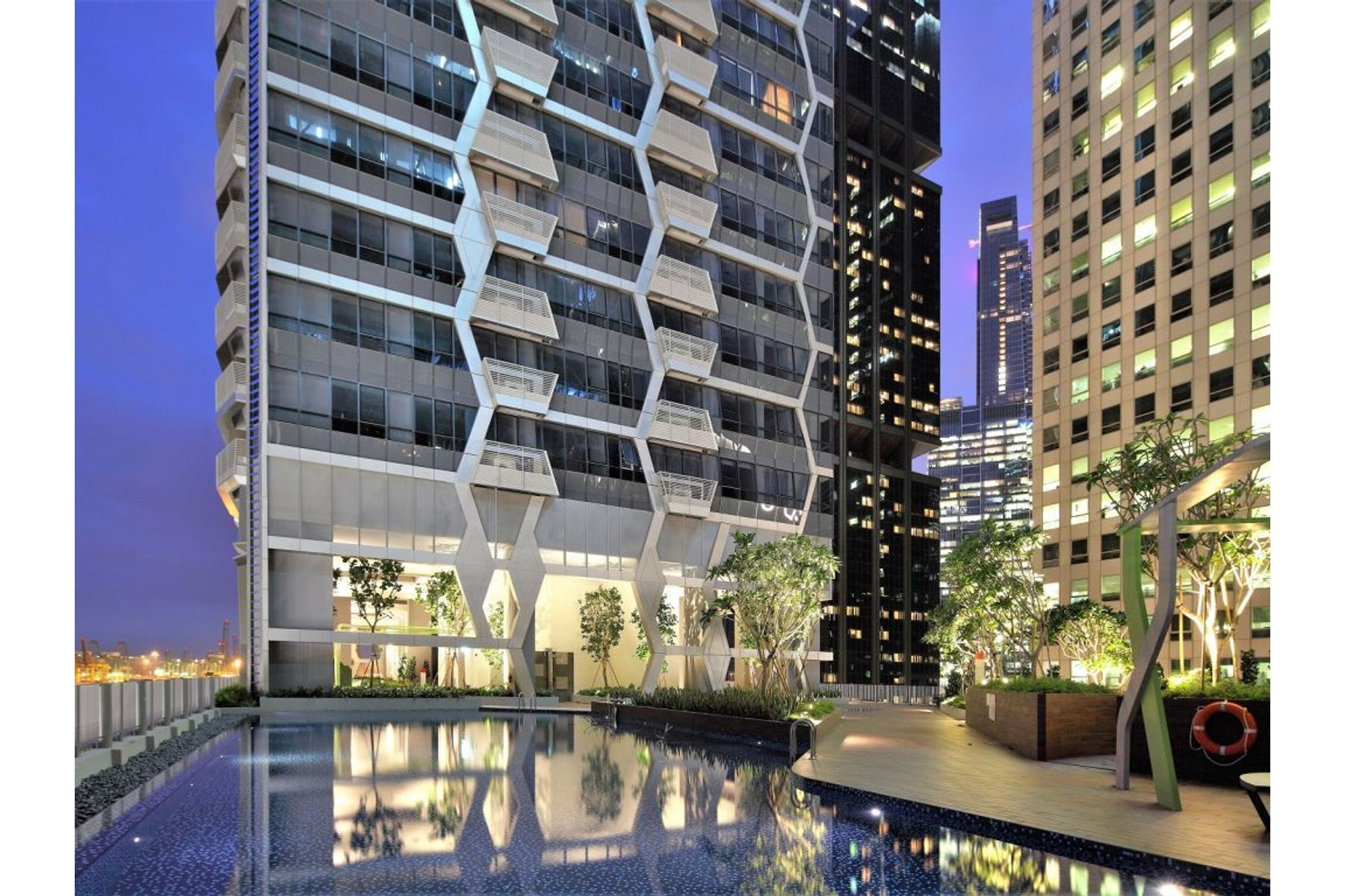 Condominiums for Sale at V on Shenton - Penthouse 5 Shenton way Singapore, Cities In Singapore 068814 Singapore