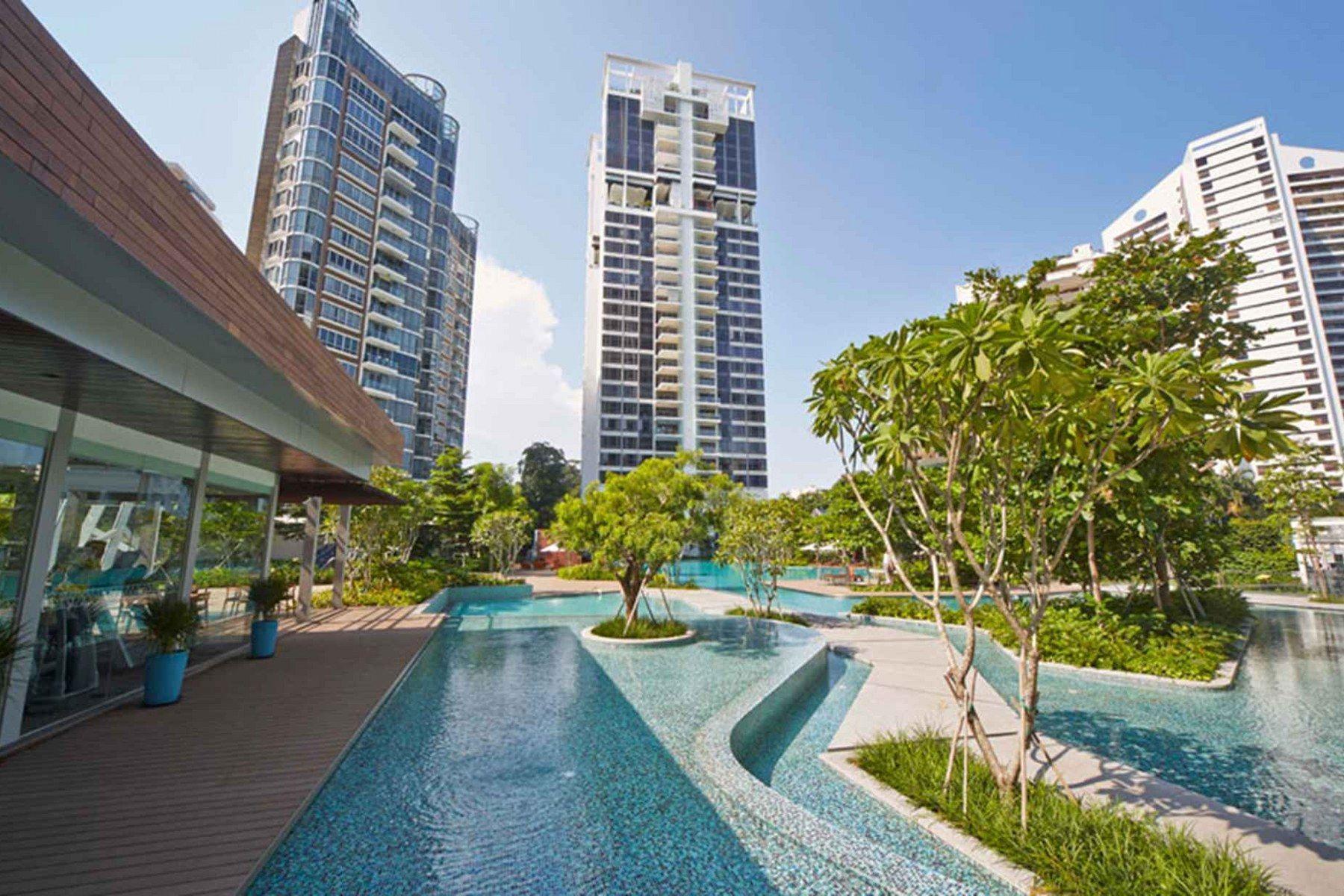 Condominiums για την Ενοίκιο στο Cyan 6 Keng Chin Road Singapore, Πολεισ Στη Σιγκαπουρη 258709 Σιγκαπουρη
