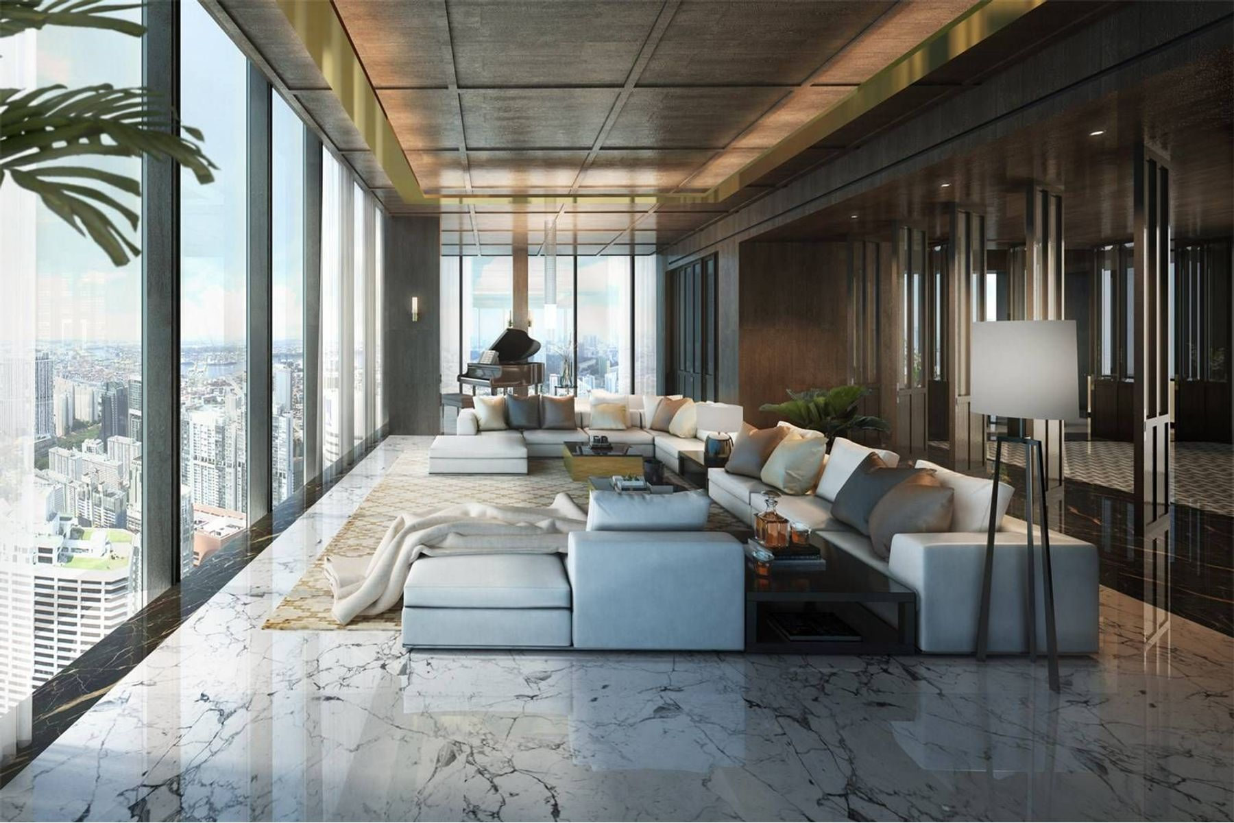 condominiums for Sale at The Wallich Residence - Super Penthouse 3 Wallich Street Singapore, Cities In Singapore 078882 Singapore
