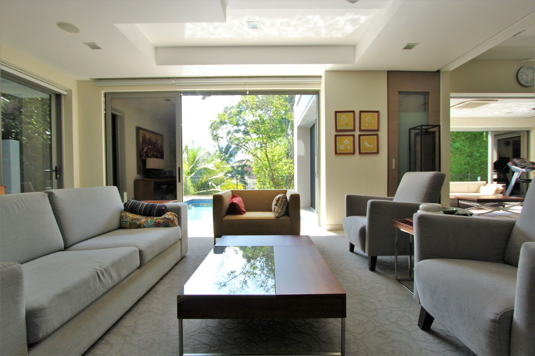 Single Family Homes for Sale at Tranquil Home at Oei Tiong Ham Park Singapore, Cities In Singapore Singapore