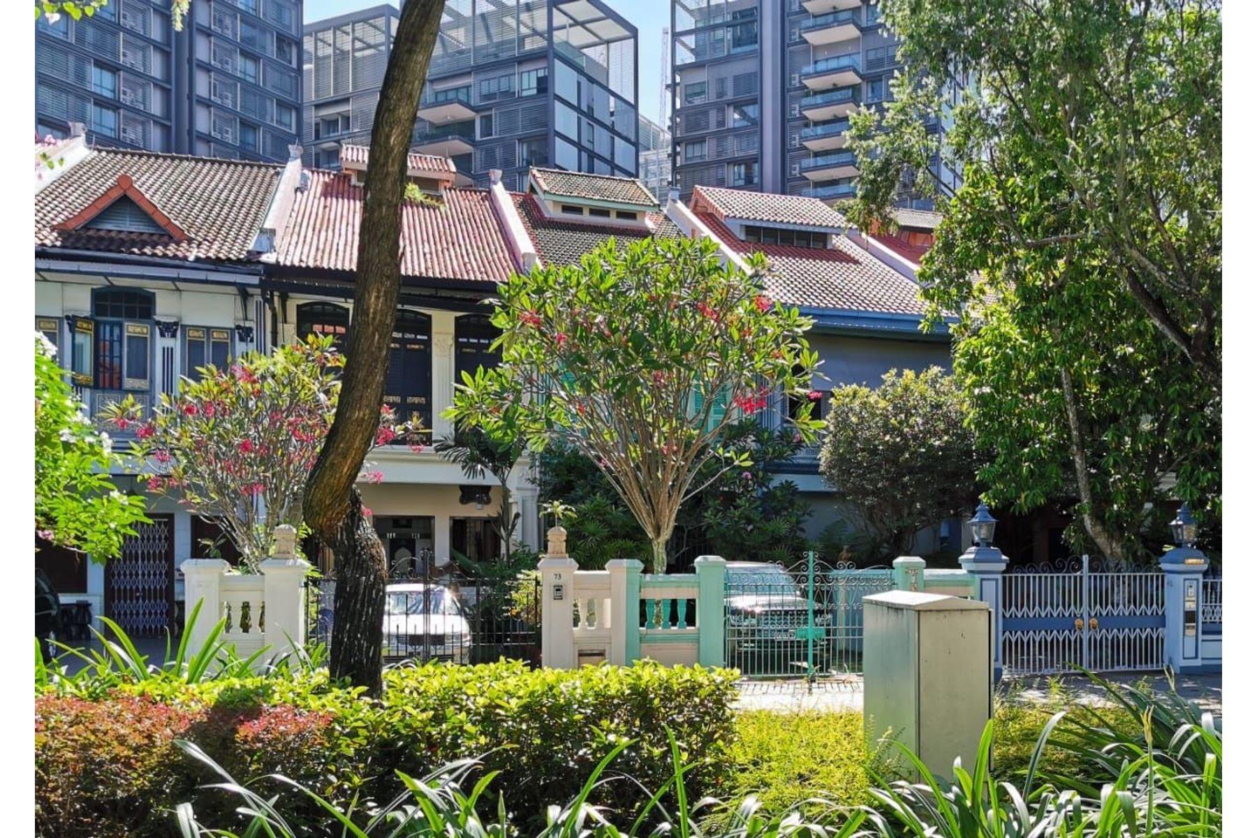 Other Residential Homes για την Ενοίκιο στο Conservation House at Emerald Hill Singapore, Πολεισ Στη Σιγκαπουρη Σιγκαπουρη