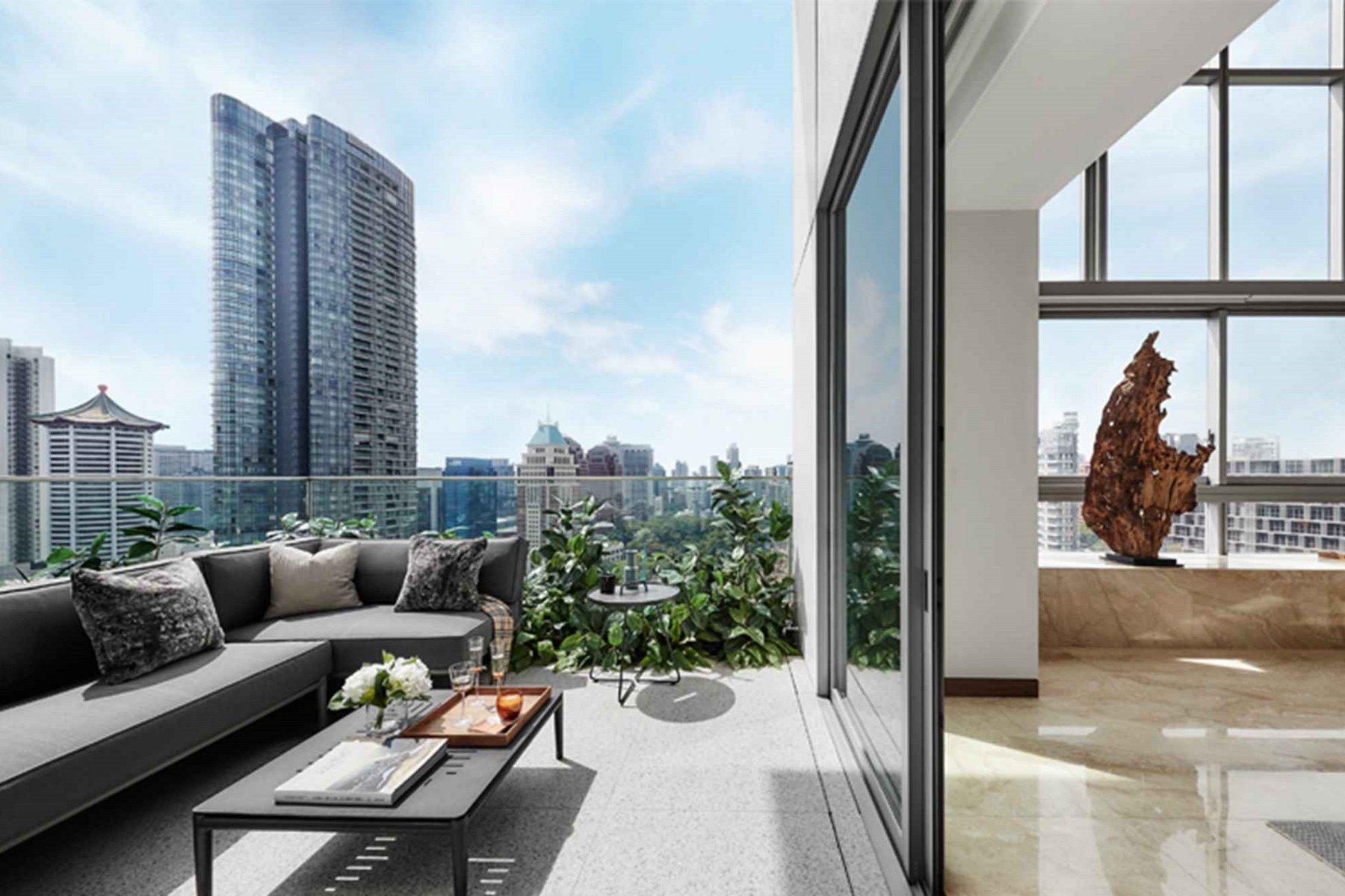 Condominiums για την Ενοίκιο στο Skyline @ Orchard Boulevard Luxury Apartment for rent 23 Angullia Park Singapore, Πολεισ Στη Σιγκαπουρη 239975 Σιγκαπουρη