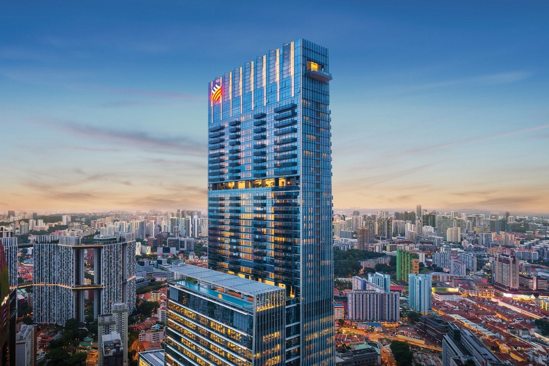 Condominiums for Sale at Wallich Residence 3 Wallich Street Singapore, Cities In Singapore 078882 Singapore