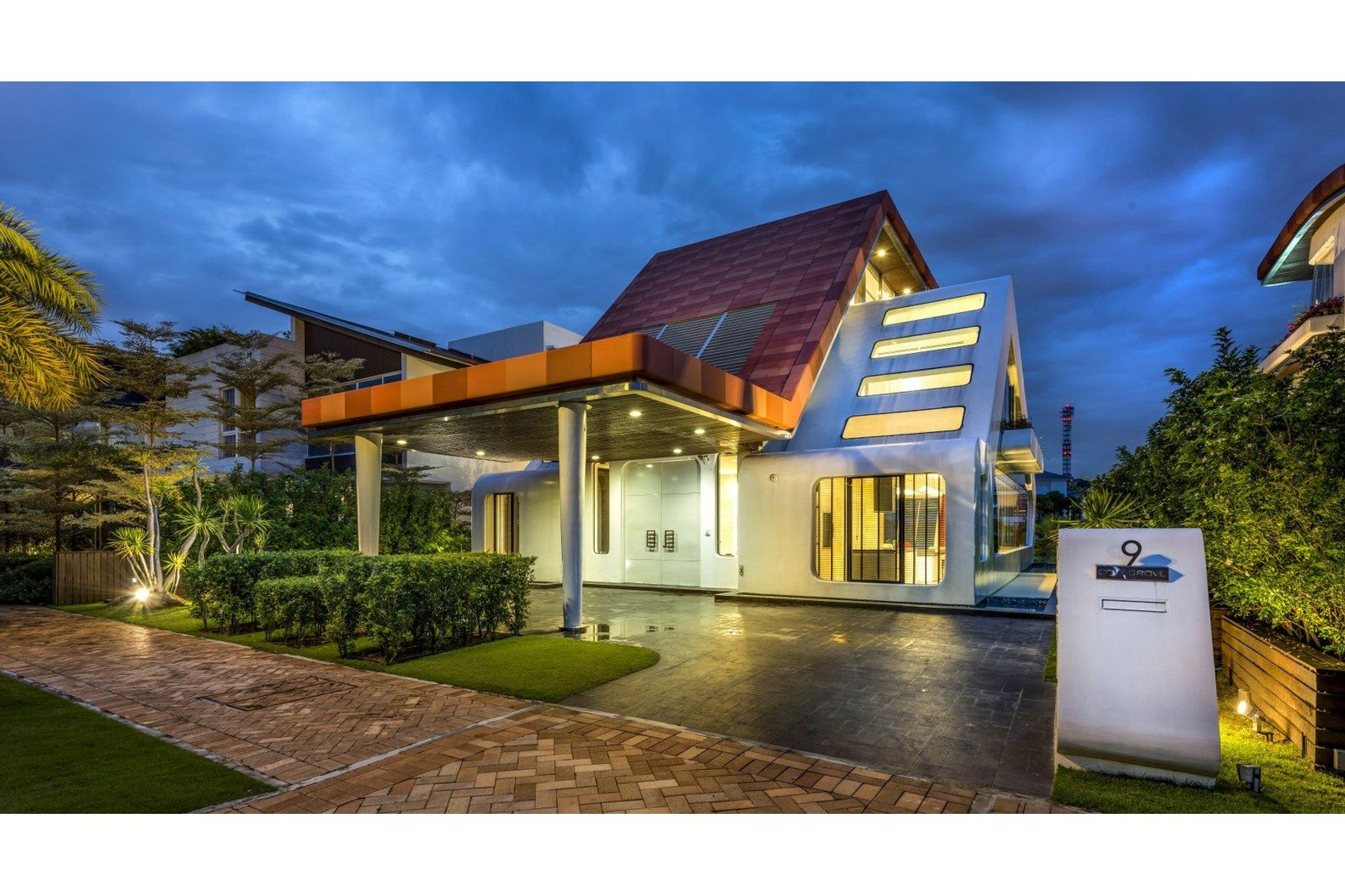 Single Family Home for Sale at Modern Villa Mistral Singapore, Cities In Singapore Singapore