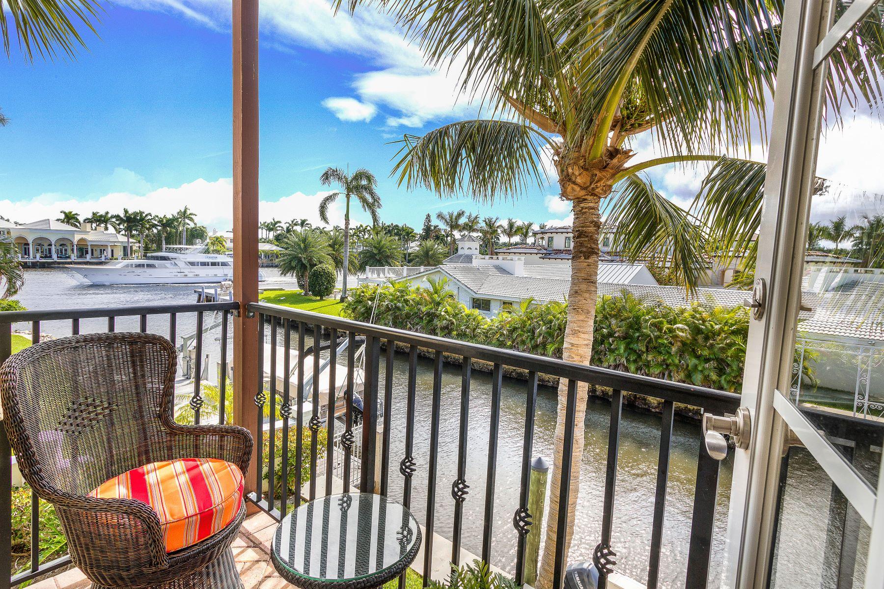 townhouses voor Verkoop op 846 Virginia Garden Drive Boynton Beach, Florida 33435 Verenigde Staten