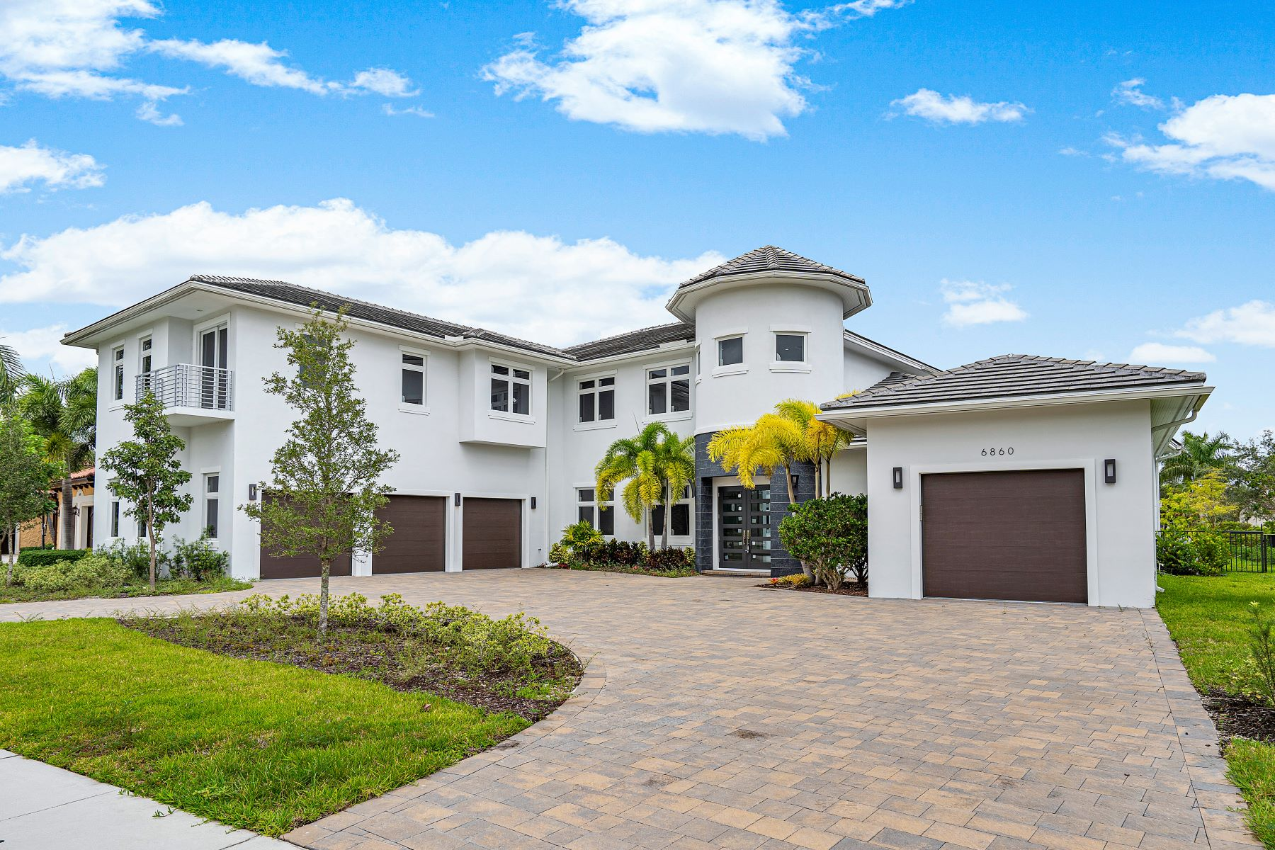 Single Family Homes for Sale at Parkland, Florida 33076 United States