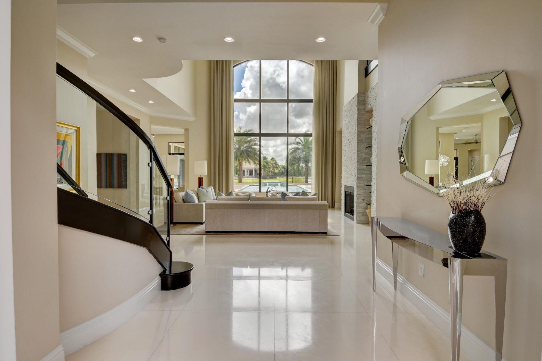 Single Family Home for Active at 16793 Crown Bridge Drive 16793 Crown Bridge Drive Delray Beach, Florida 33446 United States