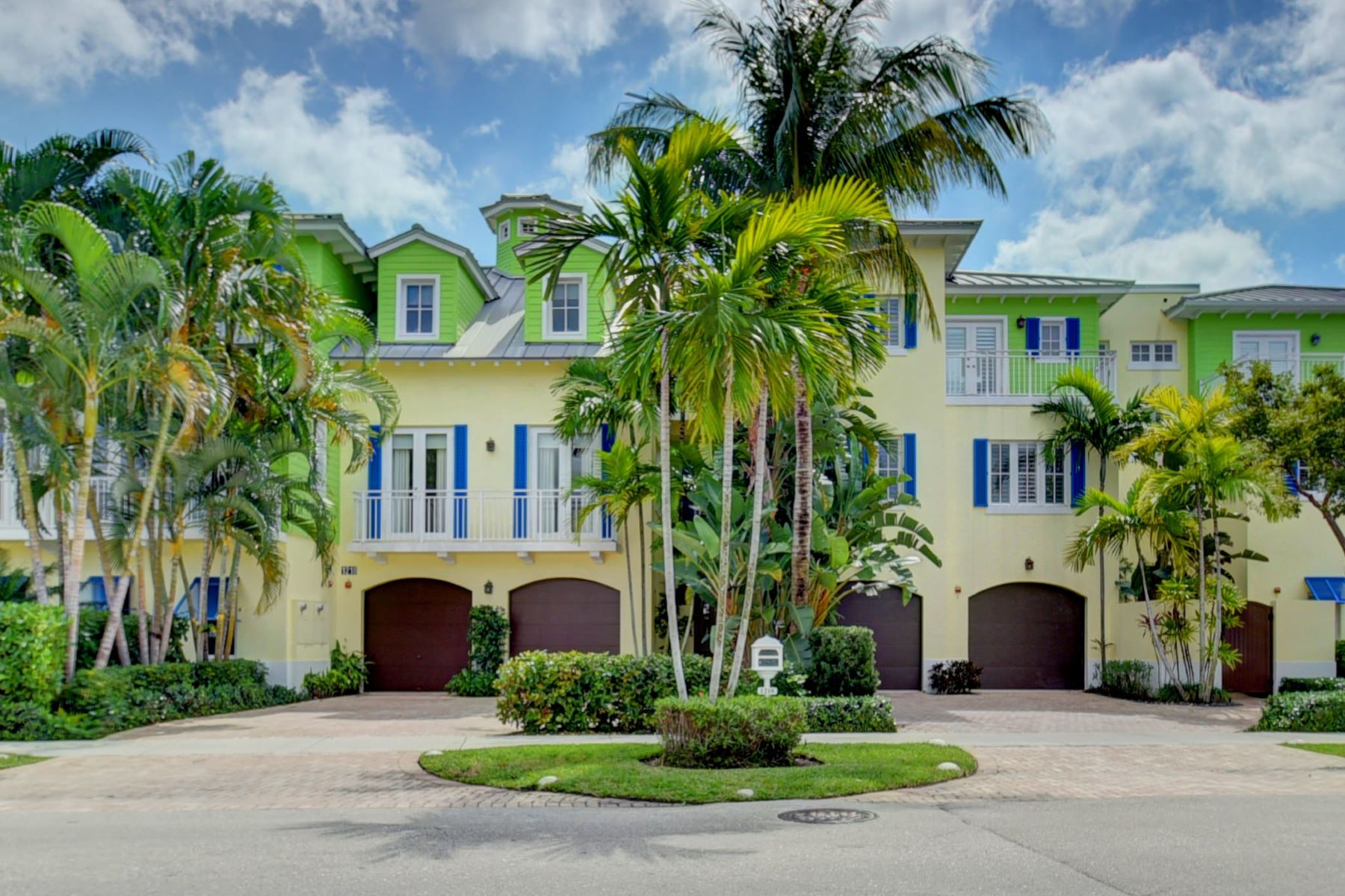 townhouses for Sale at Delray Beach, Florida 33483 United States